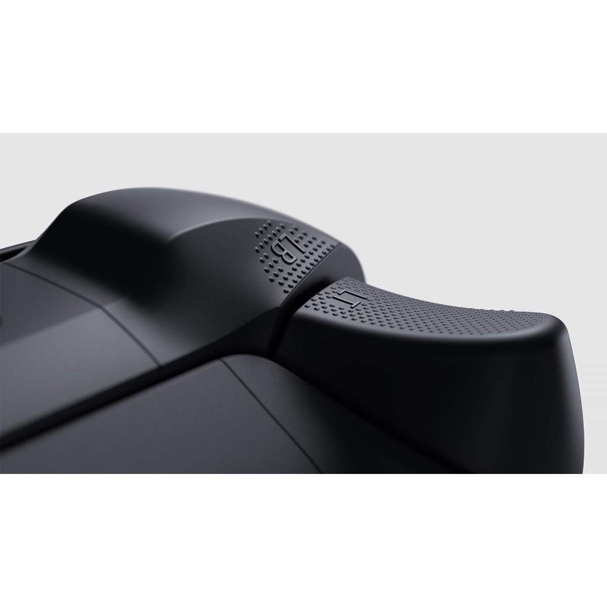 Controle Xbox Series X, Sem Fio, Carbon Black, QAT-00007