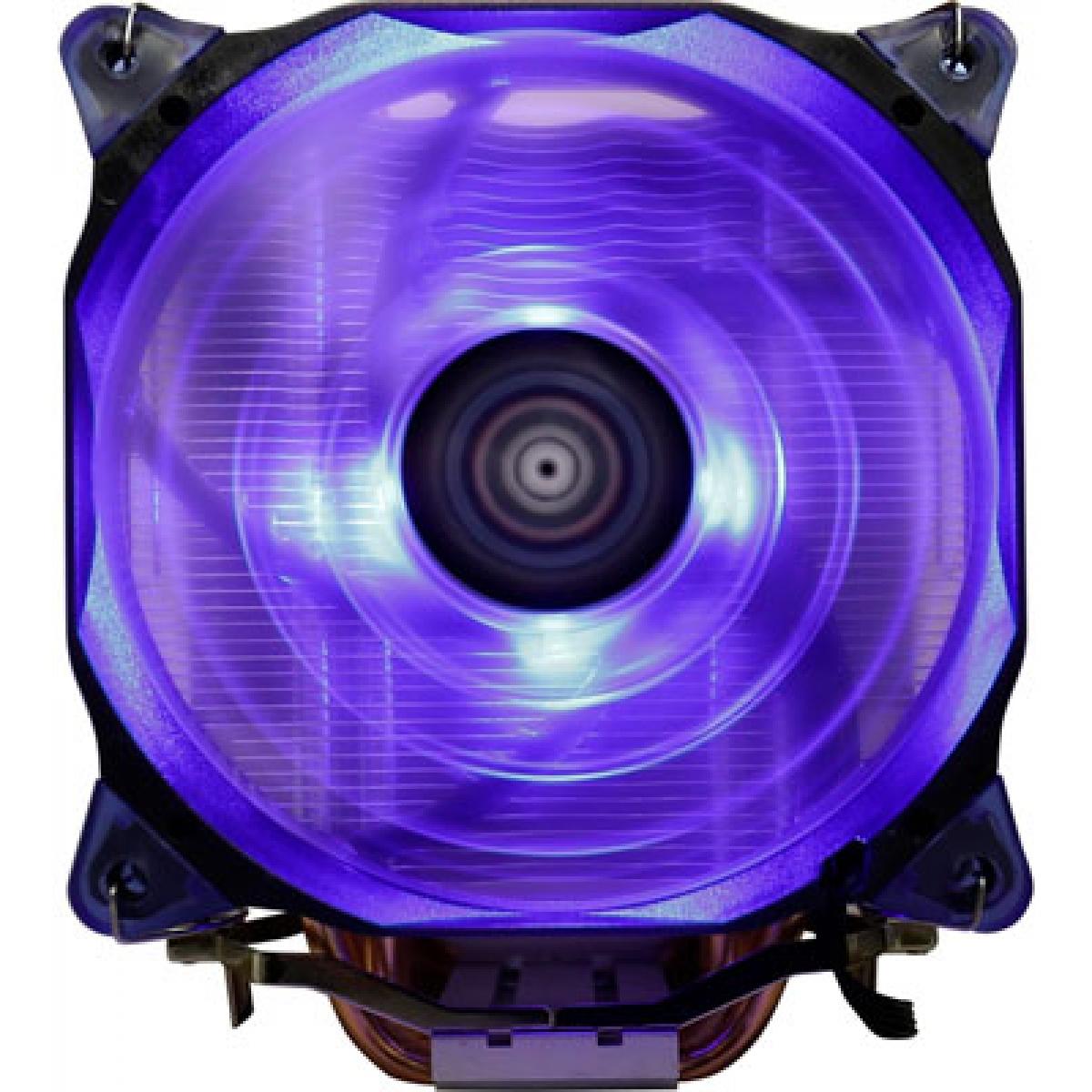 Cooler para Processador Aerocool VERKHO 5, 120mm, Intel-AMD