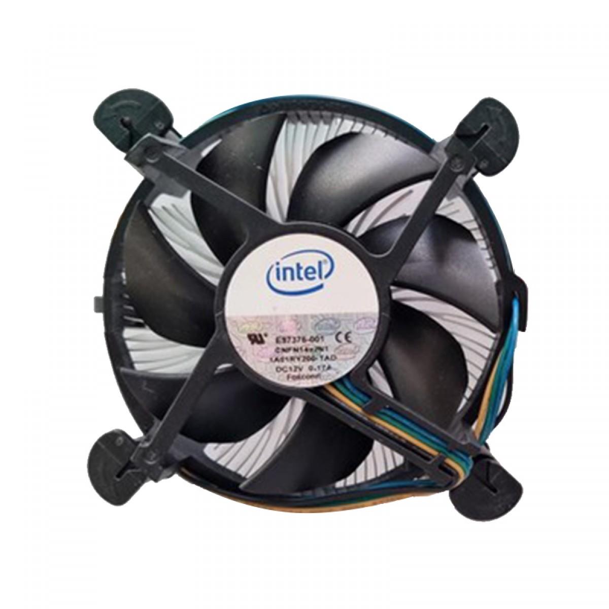 Cooler Box Intel Delta, LGA 775