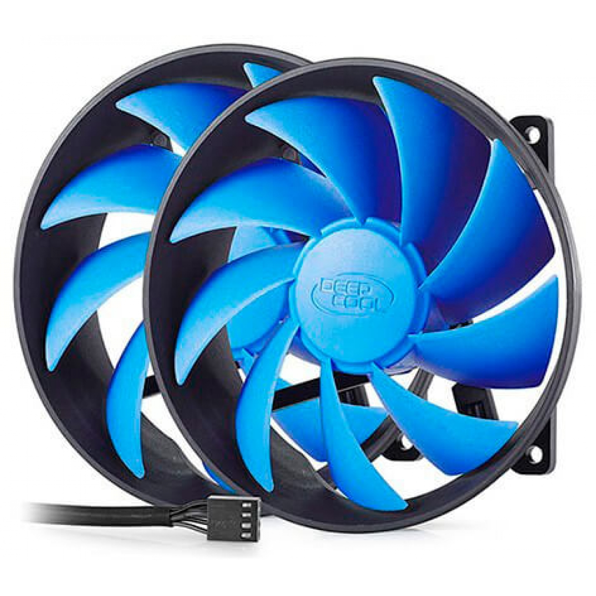Cooler para Processador DeepCool Frostwin V2.0, Blue 120mm, Intel-AMD, DP-MCH4-FTV2
