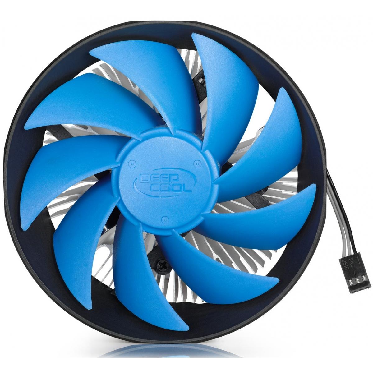Cooler para Processador DeepCool Gamma Archer, 120mm, Intel-AMD, DP-MCAL-GA