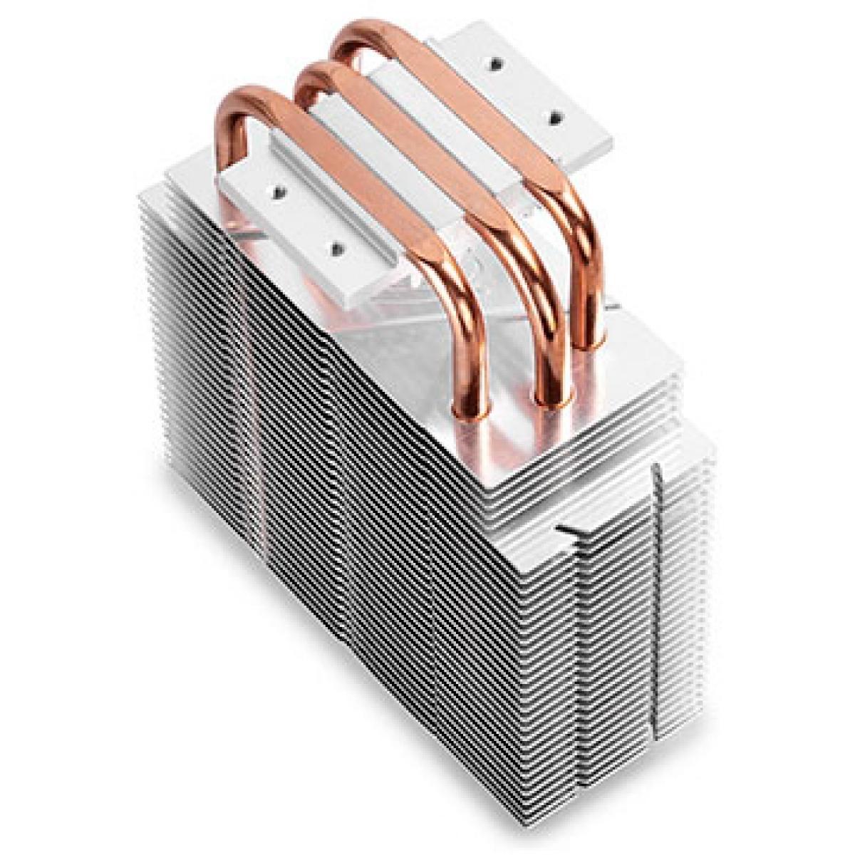 Cooler para Processador DeepCool Gammaxx 300R, 120mm, Intel-AMD, DP-MCH3-GMX300RD