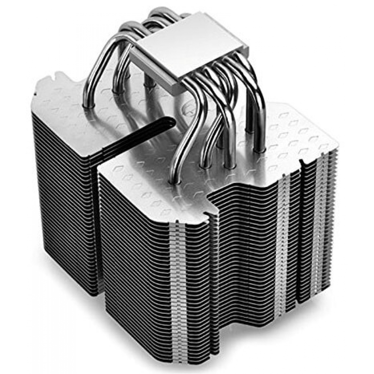 Cooler para Processador DeepCool Lucifer V2, Verde 140mm, Intel-AMD, DPGS-MCH6N-LCV2