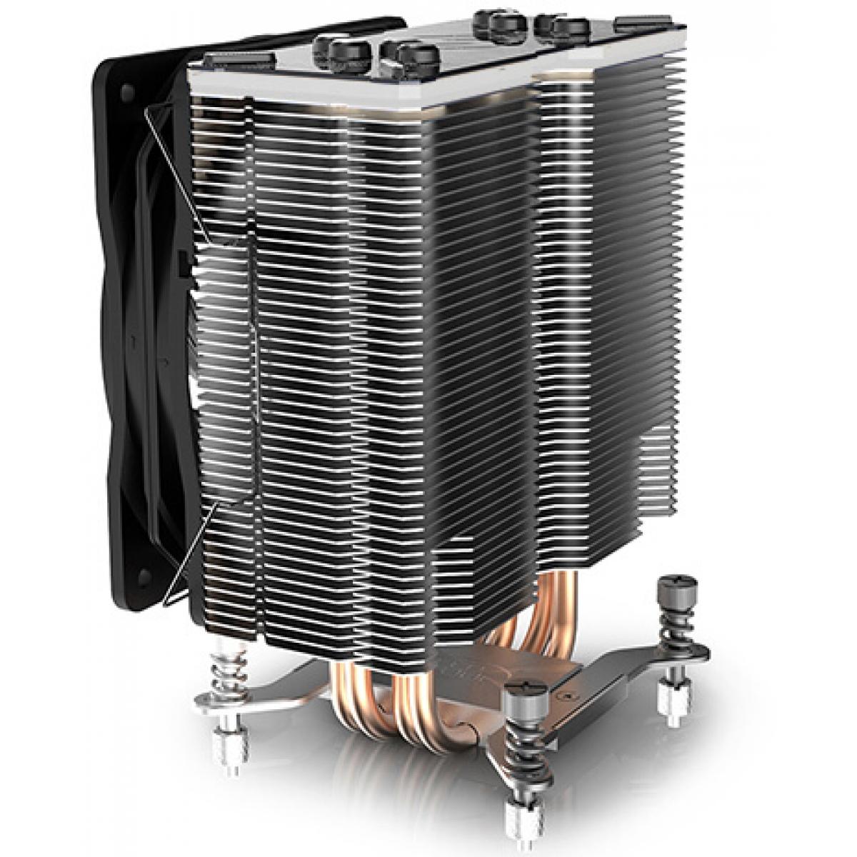 Cooler para Processador DeepCool Gammaxx GT TGA, RGB 120mm, Intel-AMD, DP-MCH4-GMX-GT-TUF