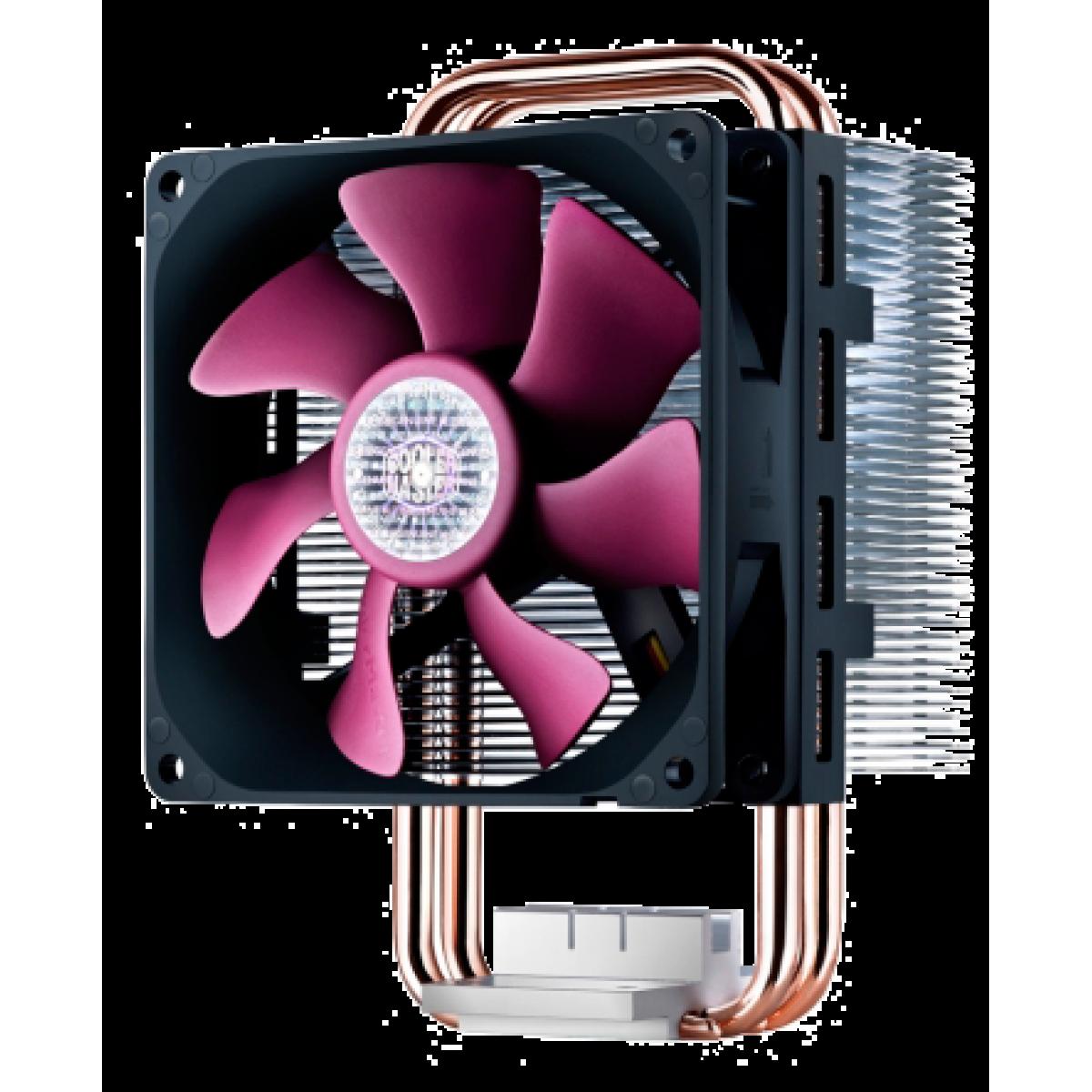Cooler para Processador Cooler Master Blizzard T2, 92mm, Intel-AMD, RR-T2-22FP-R1