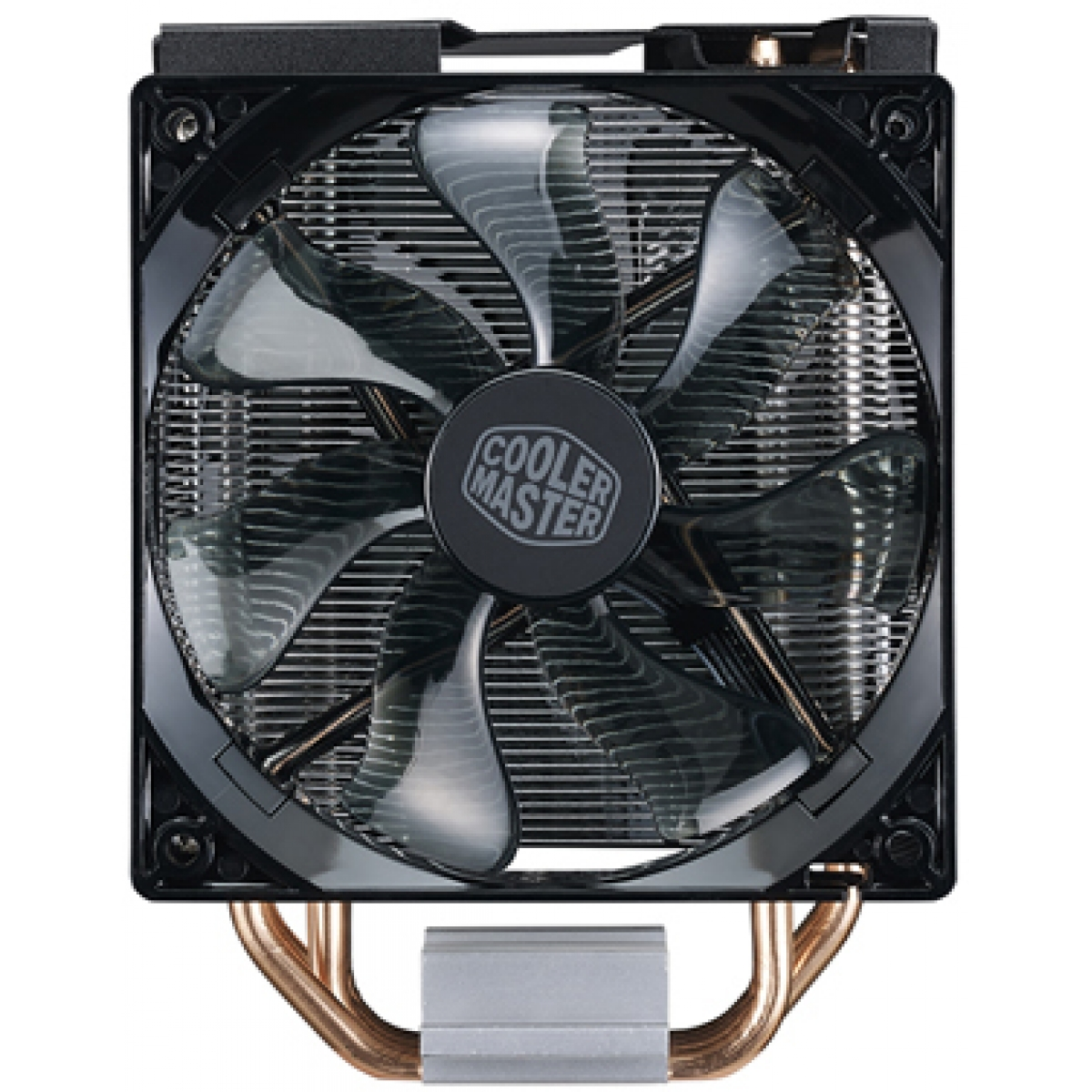 Cooler para Processador Cooler Master Hyper 212, LED Turbo Red 120mm, Intel-AMD, RR-212TR-16PR-R1