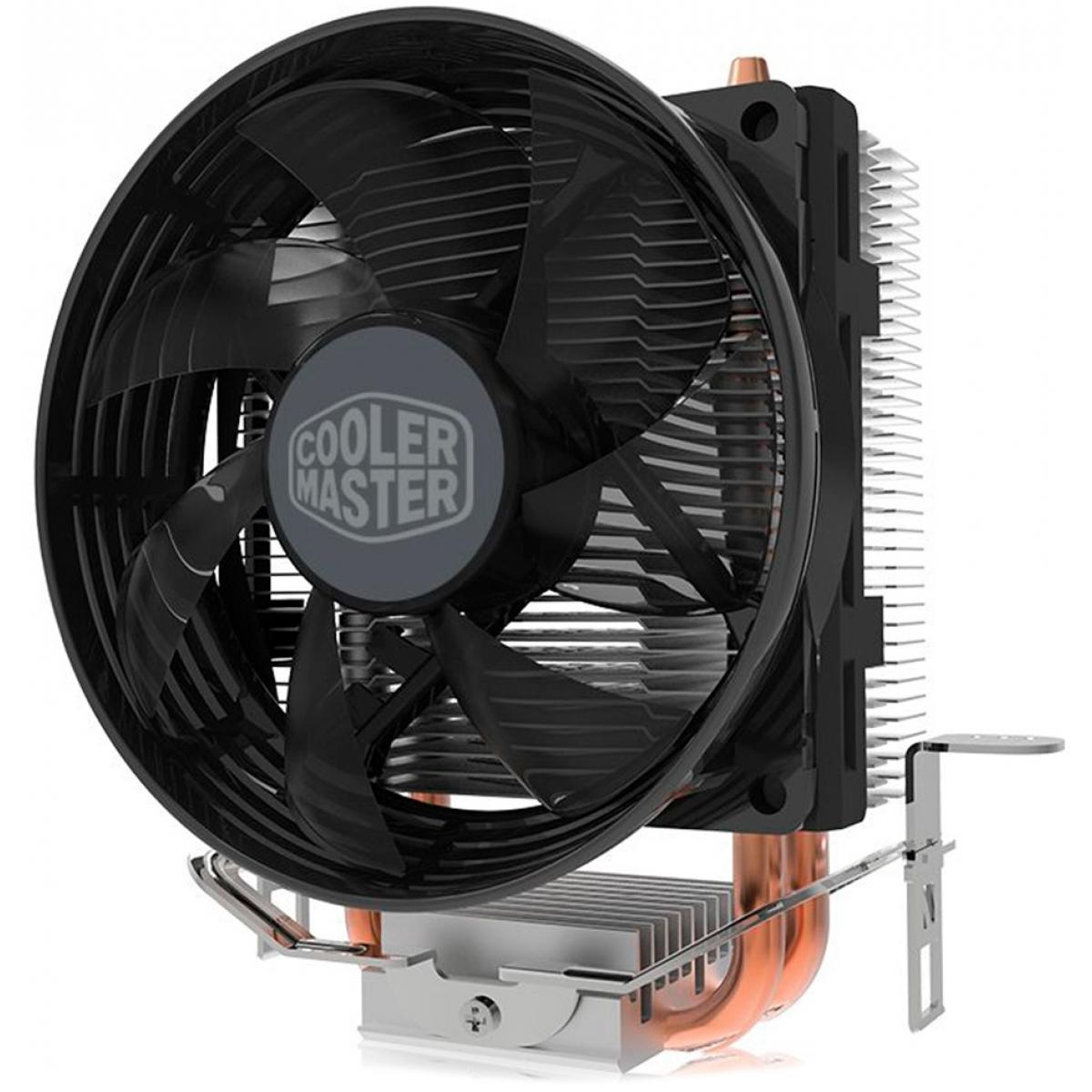 Cooler para Processador Cooler Master Hyper T20, 95.5mm, Intel-AMD, RR-T20-20FK-R1