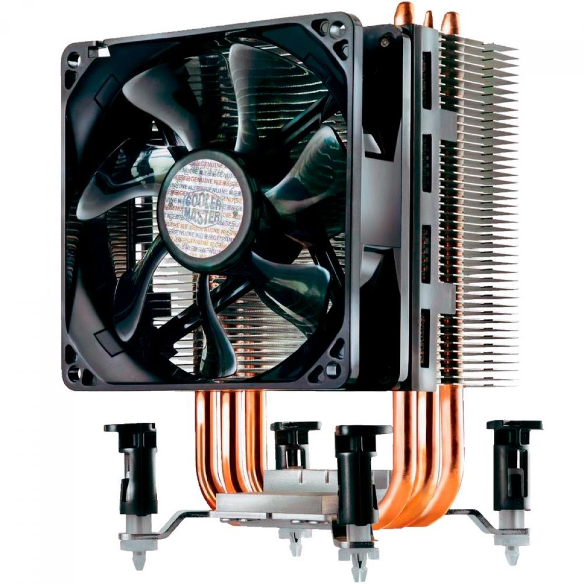 Cooler para Processador Cooler Master Hyper TX3 EVO, 92mm,  Intel-AMD, RR-TX3E-28PK-R1