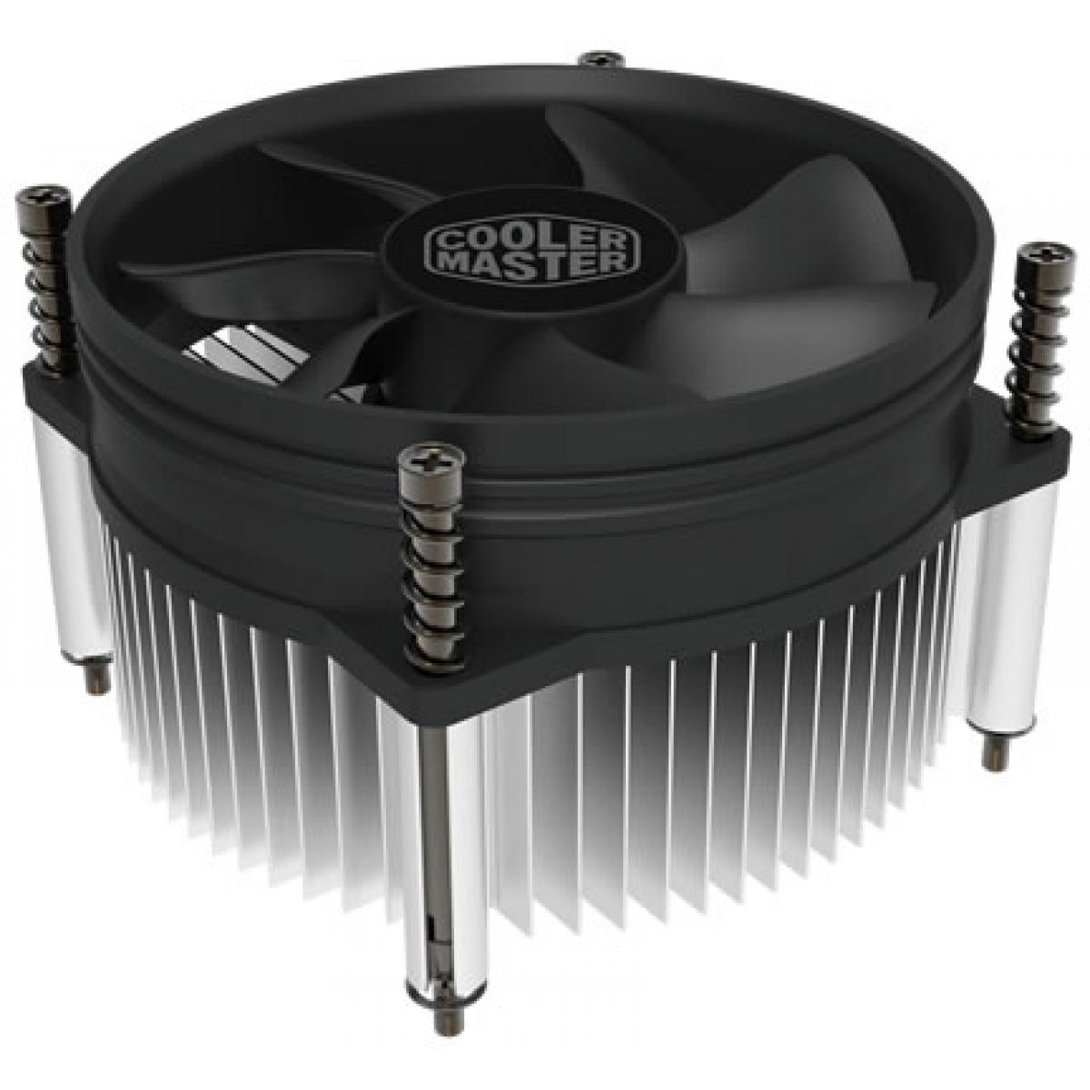 Cooler para Processador Cooler Master I50, 92mm, Intel, RH-I50-20FK-R1