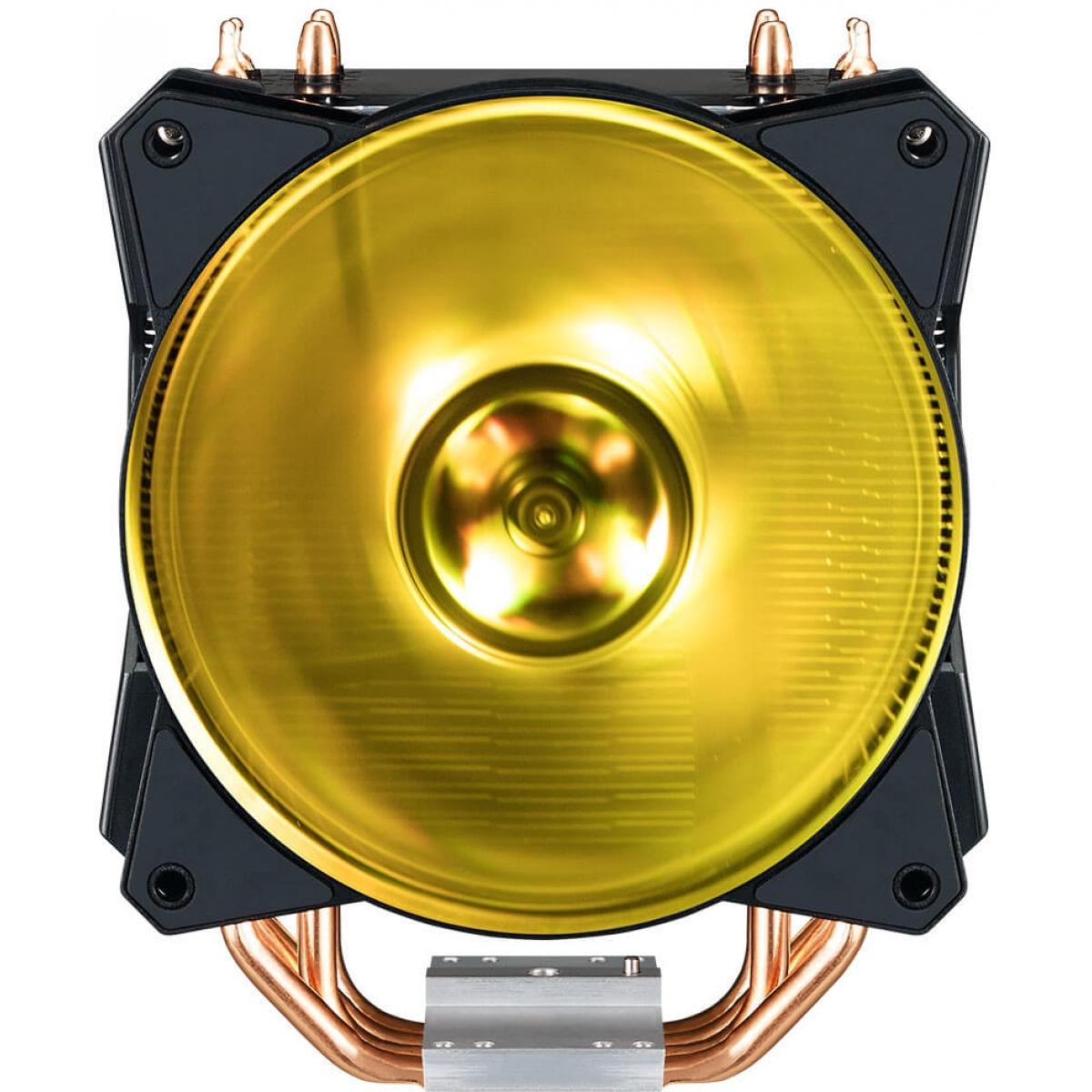 Cooler para Processador Cooler Master MasterAir MA410P, RGB 120mm, Intel-AMD, MAP-T4PN-220PC-R1