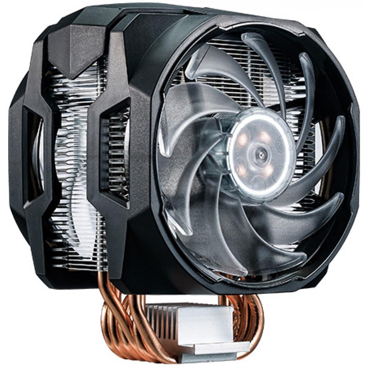 Cooler para Processador Cooler Master Masterair MA610P, RGB 120mm, Intel-AMD, MAP-T6PN-218PC-R1