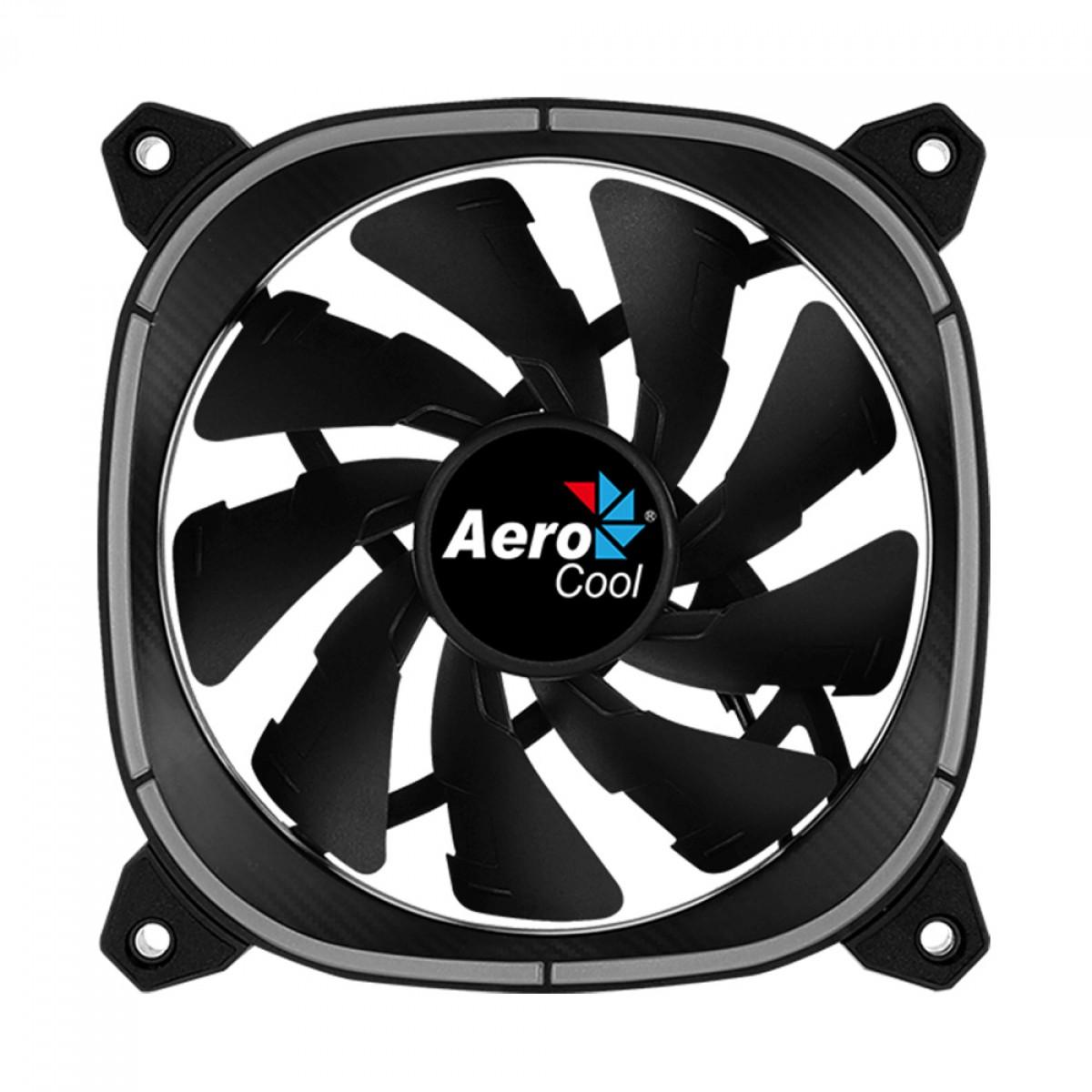 Cooler para Gabinete Aerocool Astro 12, ARGB, 120mm