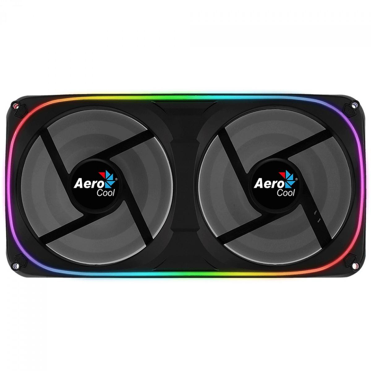 Cooler para Gabinete Aerocool Astro 24, ARGB, 240mm