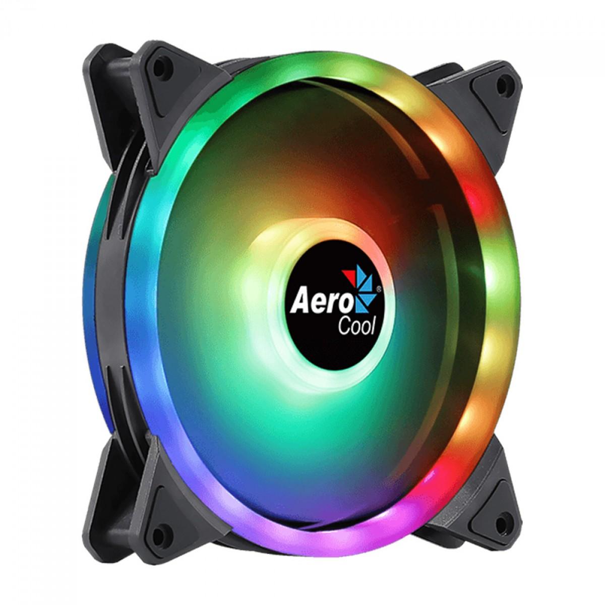 Cooler para Gabinete Aerocool Duo 14, ARGB, 140mm