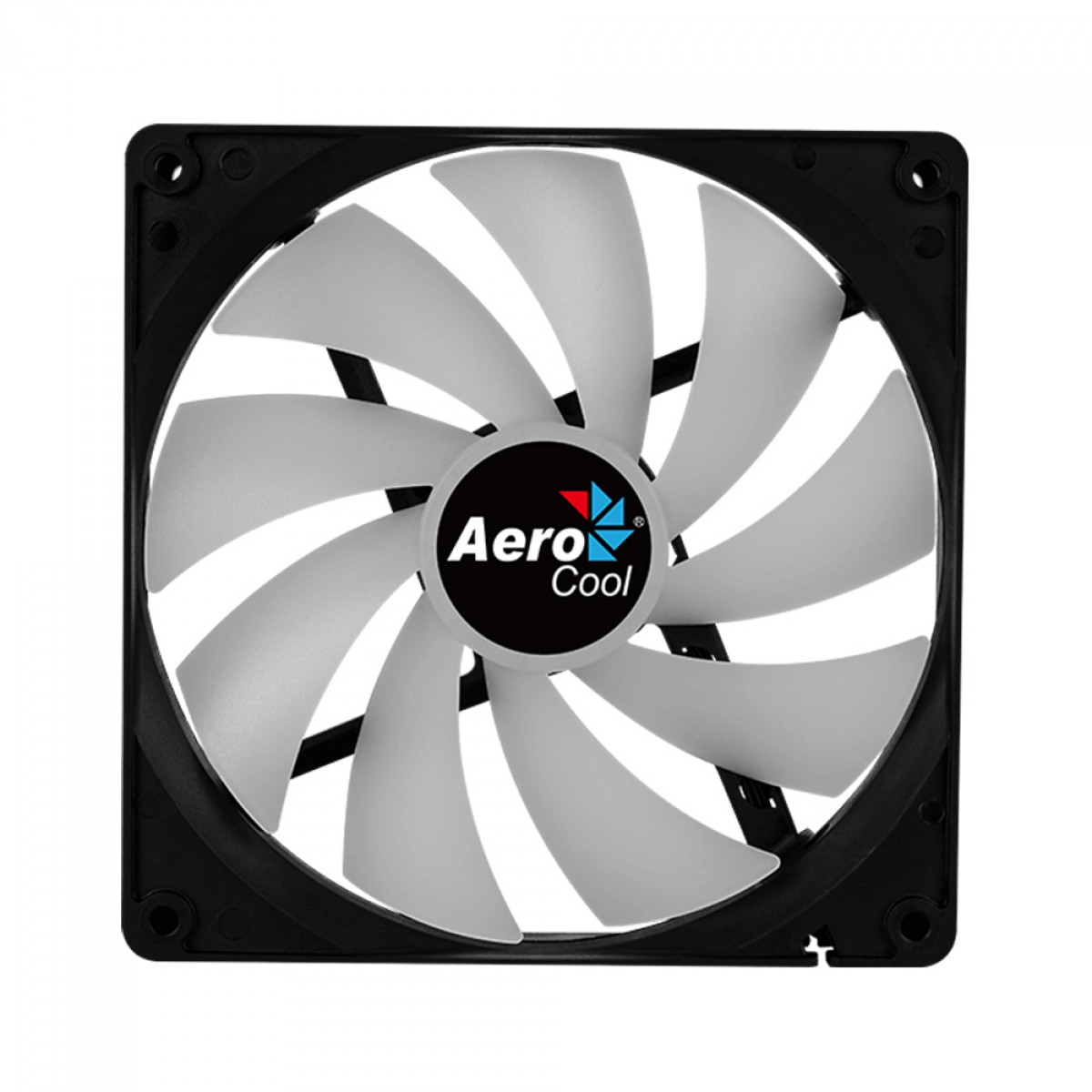 Cooler para Gabinete Aerocool Frost 14, FRGB, 140mm