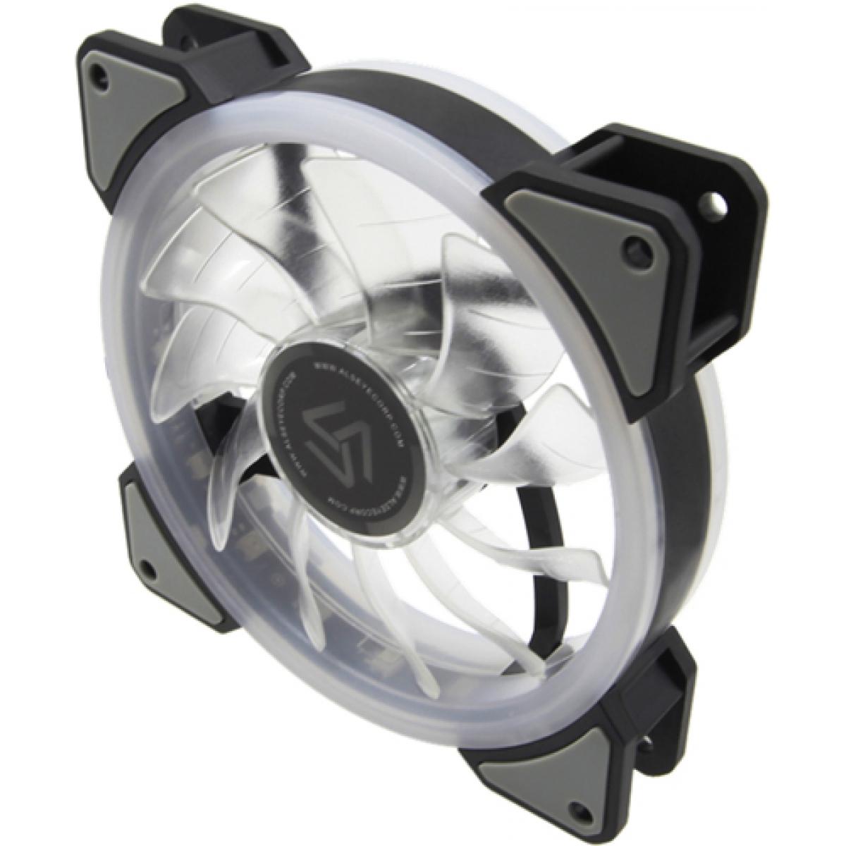Cooler Para Gabinete Alseye D-Ringer Lighting RGB 120MM DR-120-R