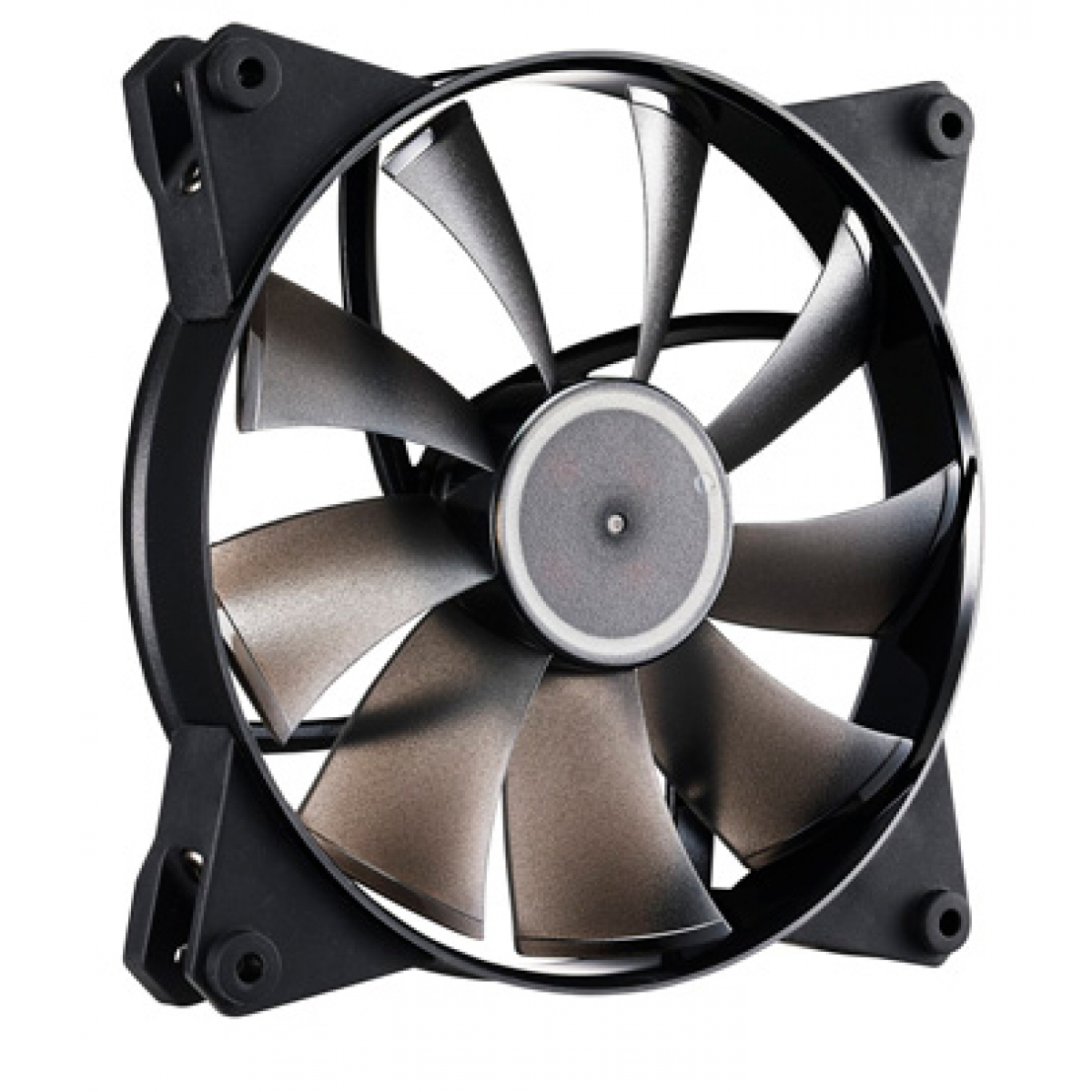Cooler Para Gabinete Cooler Master Fan PRO 140 Air Flow, Black 140mm, MFY-F4NN-08NMK-R1