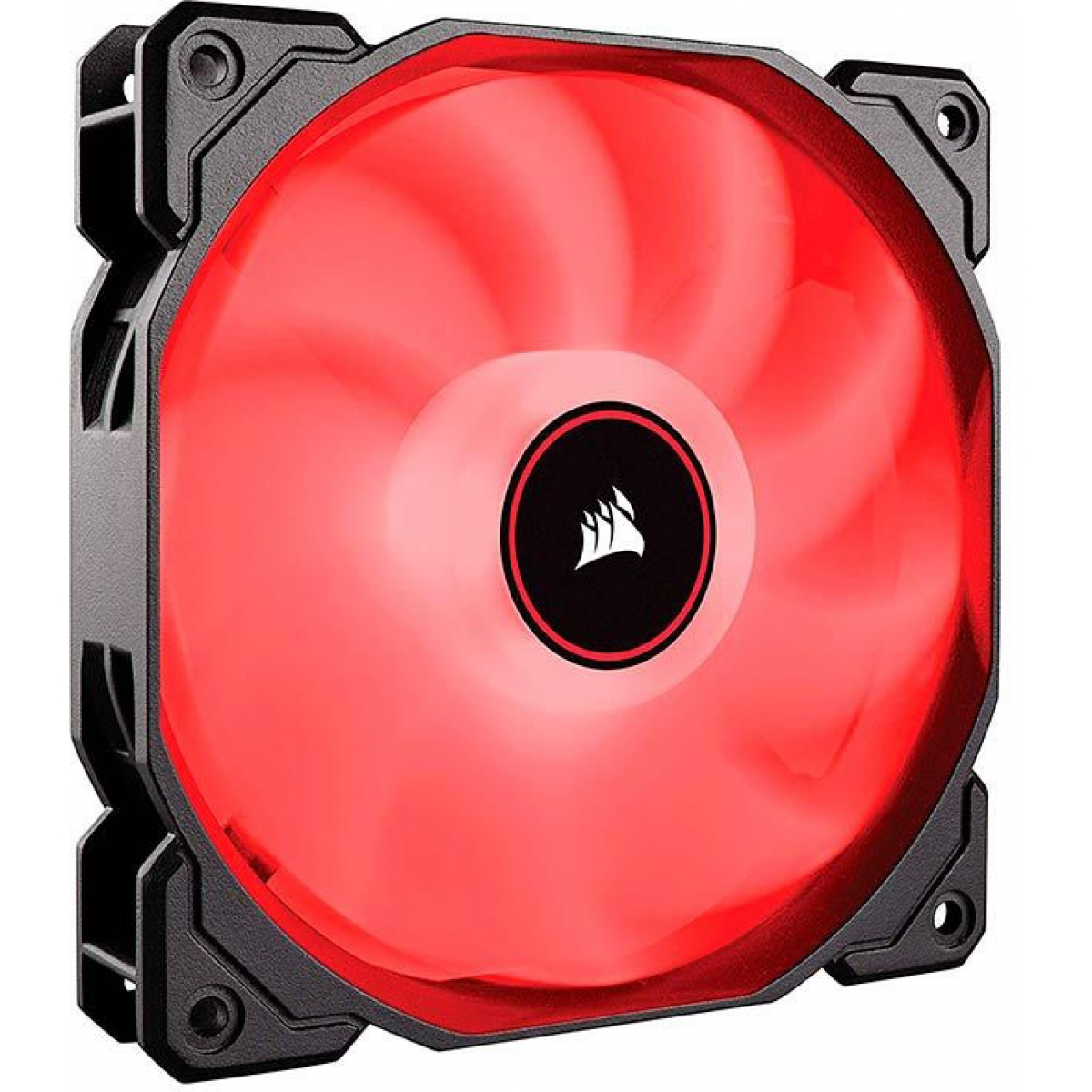 Cooler para Gabinete Corsair AF120, LED Red 120mm, CO-9050080-WW