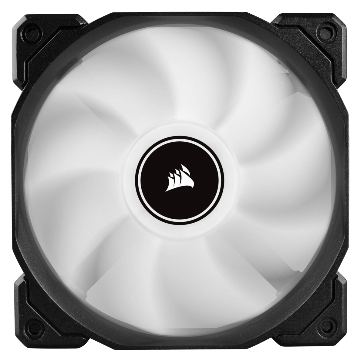 Cooler para Gabinete Corsair AF120, LED White 120mm, CO-9050079-WW