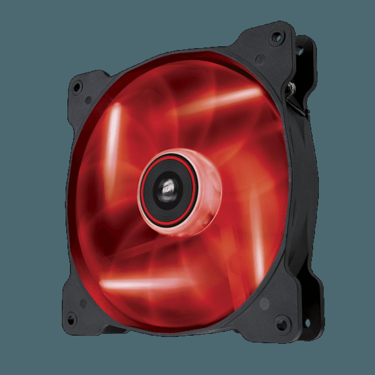 Cooler para Gabinete Corsair AF140, LED Red 140mm, CO-9050017-RLED