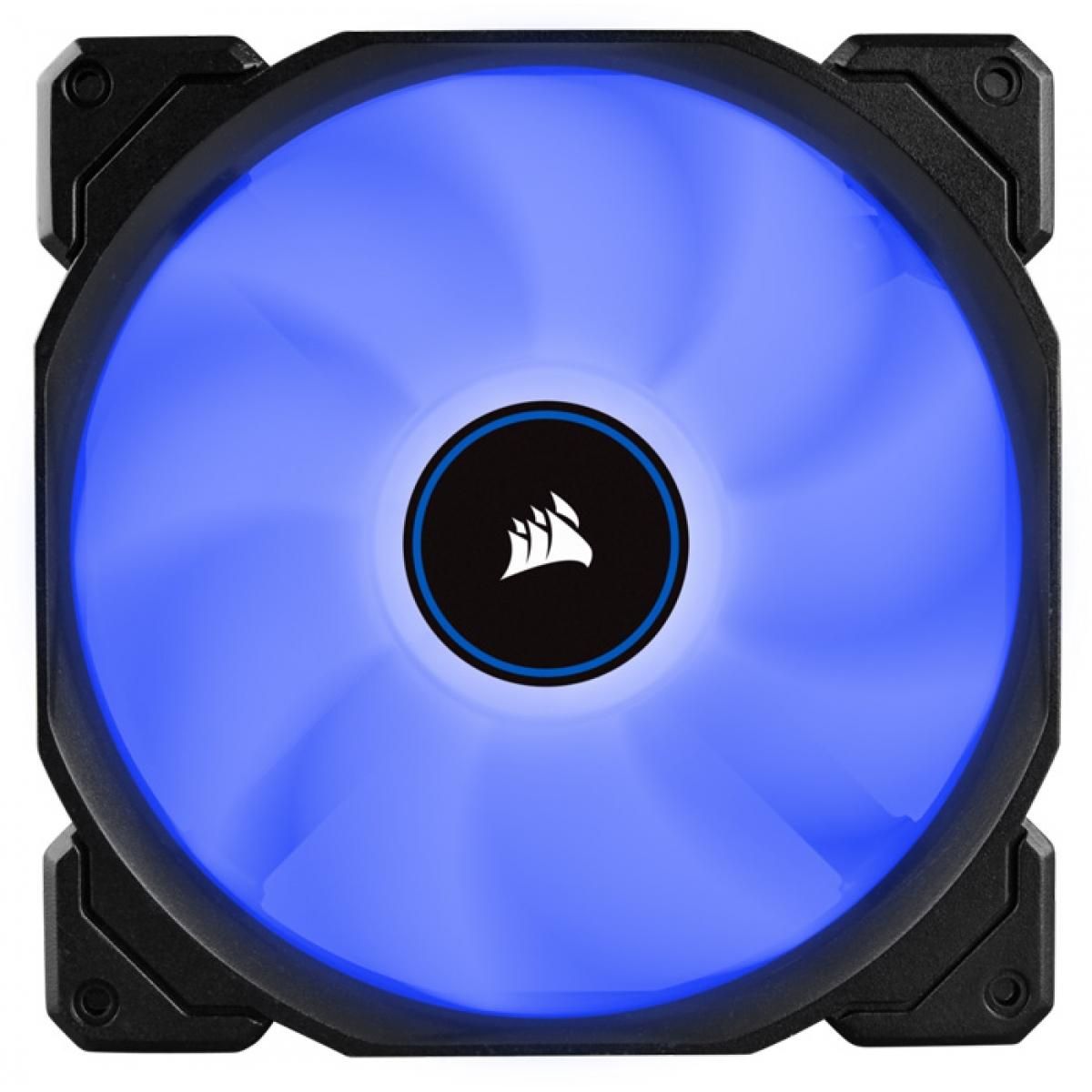 Cooler para Gabinete Corsair AF140, LED Blue 140mm, CO-9050087-WW