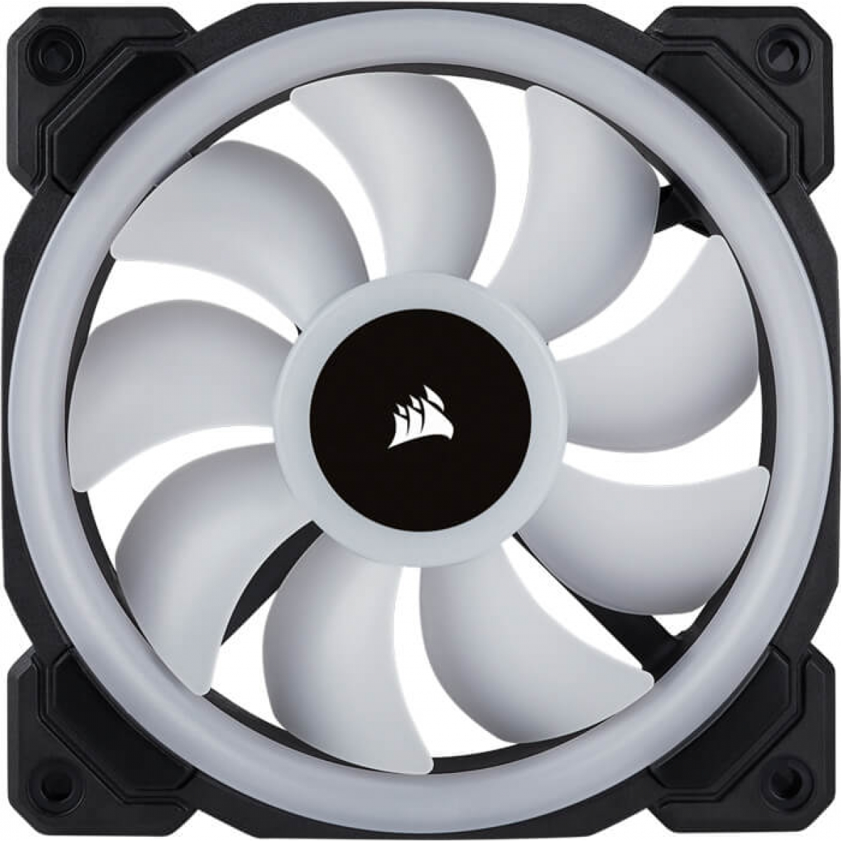 Cooler para Gabinete Corsair LL120 RGB 120mm CO-9050071-WW