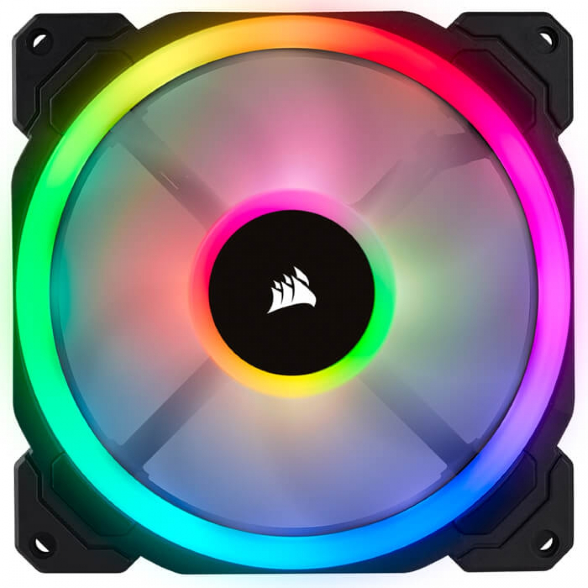 Kit Fan com 2 Unidades Corsair LL140, RGB 140mm, CO-9050074-WW