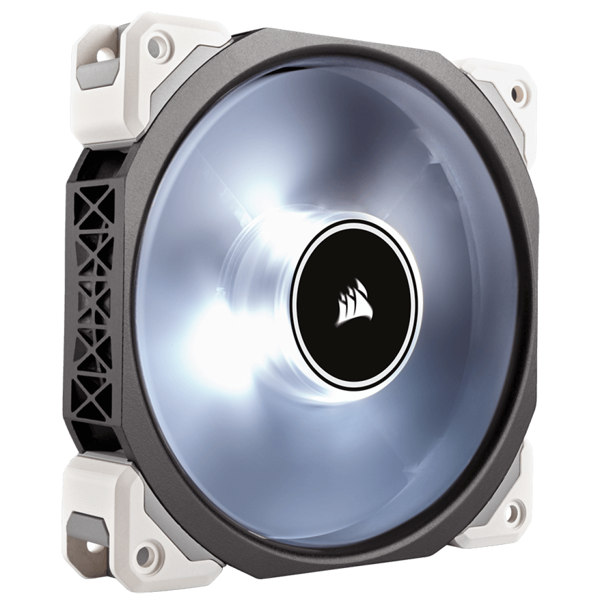 Cooler para Gabinete Corsair ML120 PRO LED Branca 120mm CO-9050041-WW
