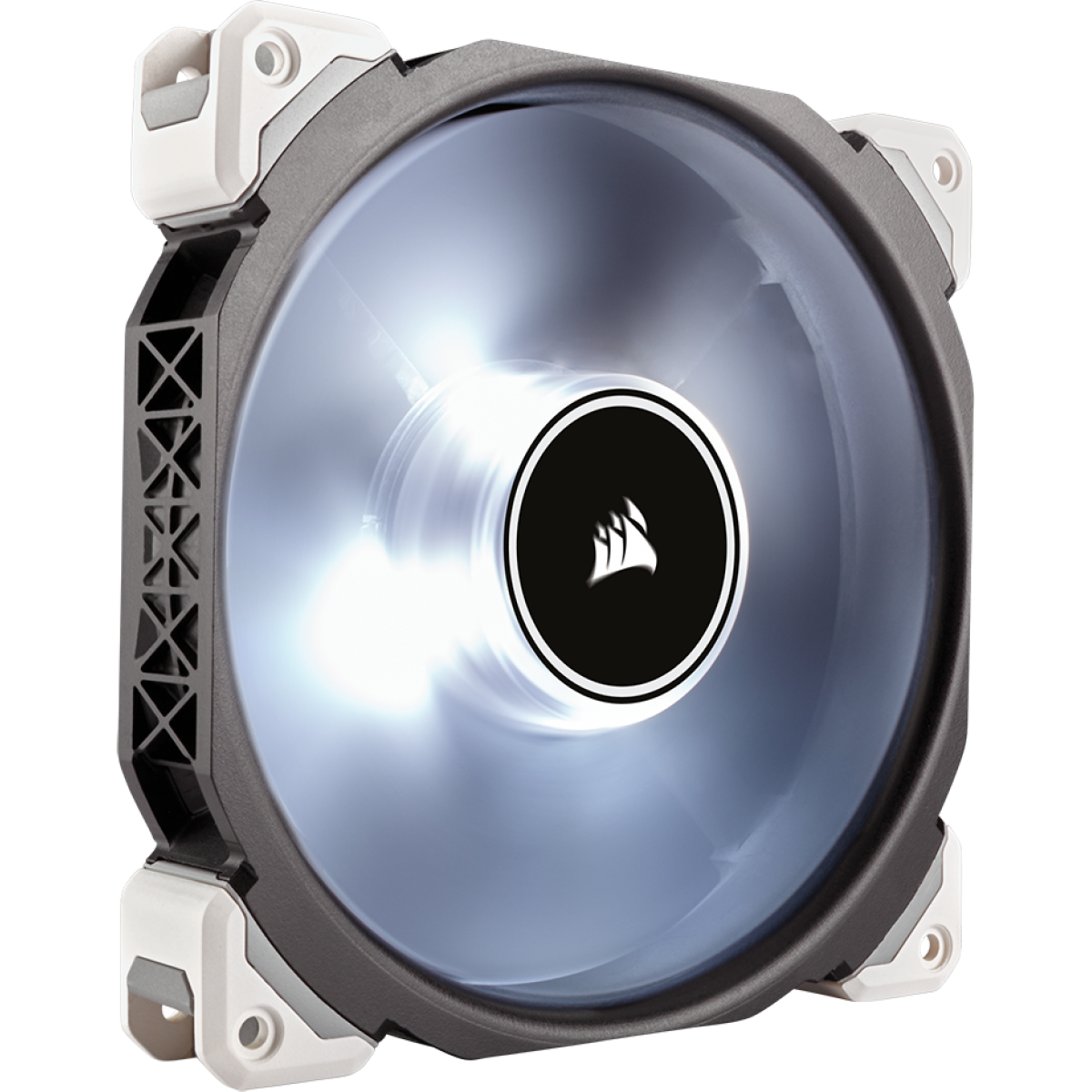 Cooler para Gabinete Corsair ML140 PRO LED Branco 140mm CO-9050046-WW