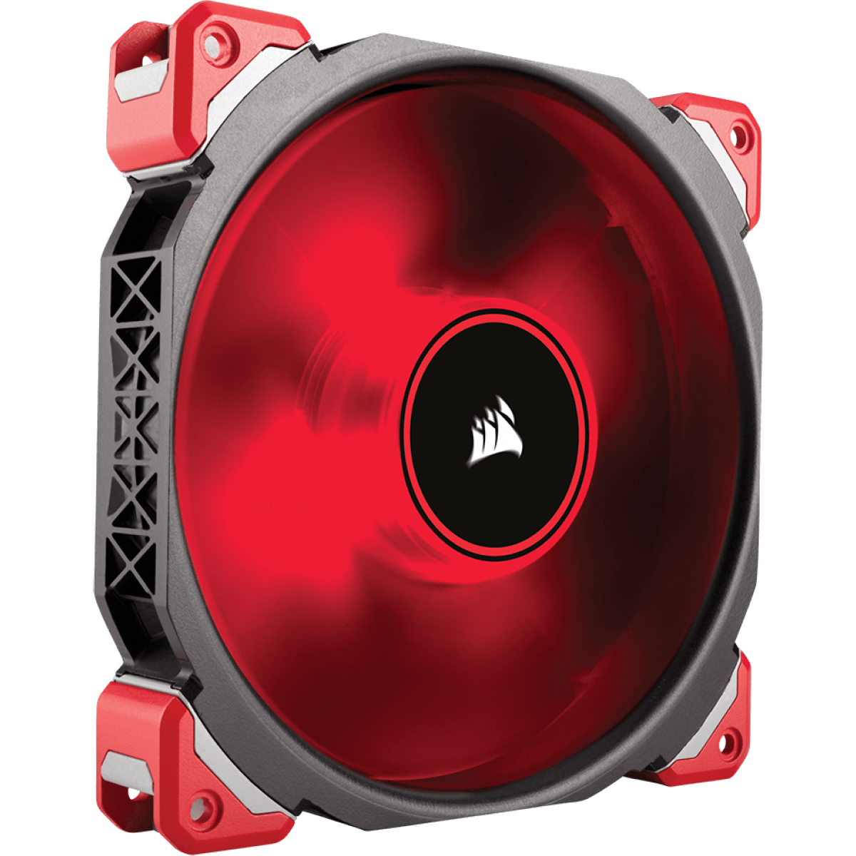 Cooler para Gabinete Corsair ML140 PRO LED Vermelho 140mm CO-9050047-WW