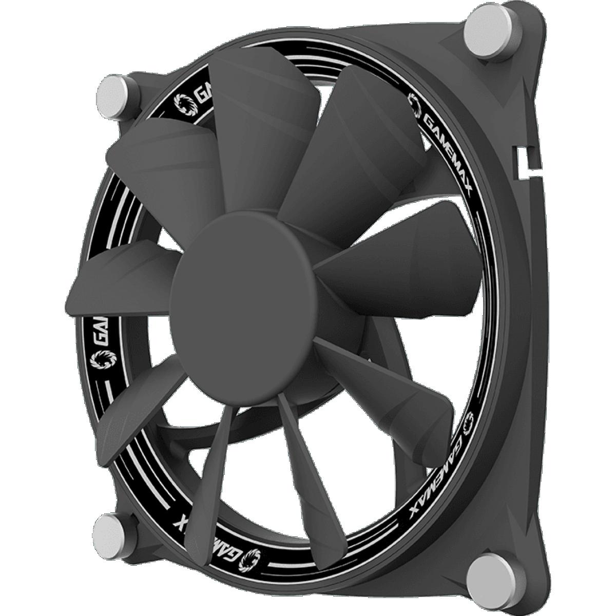 Cooler Para Gabinete Gamemax Big Bowl, ARGB 120mm, GMX-12-RBB