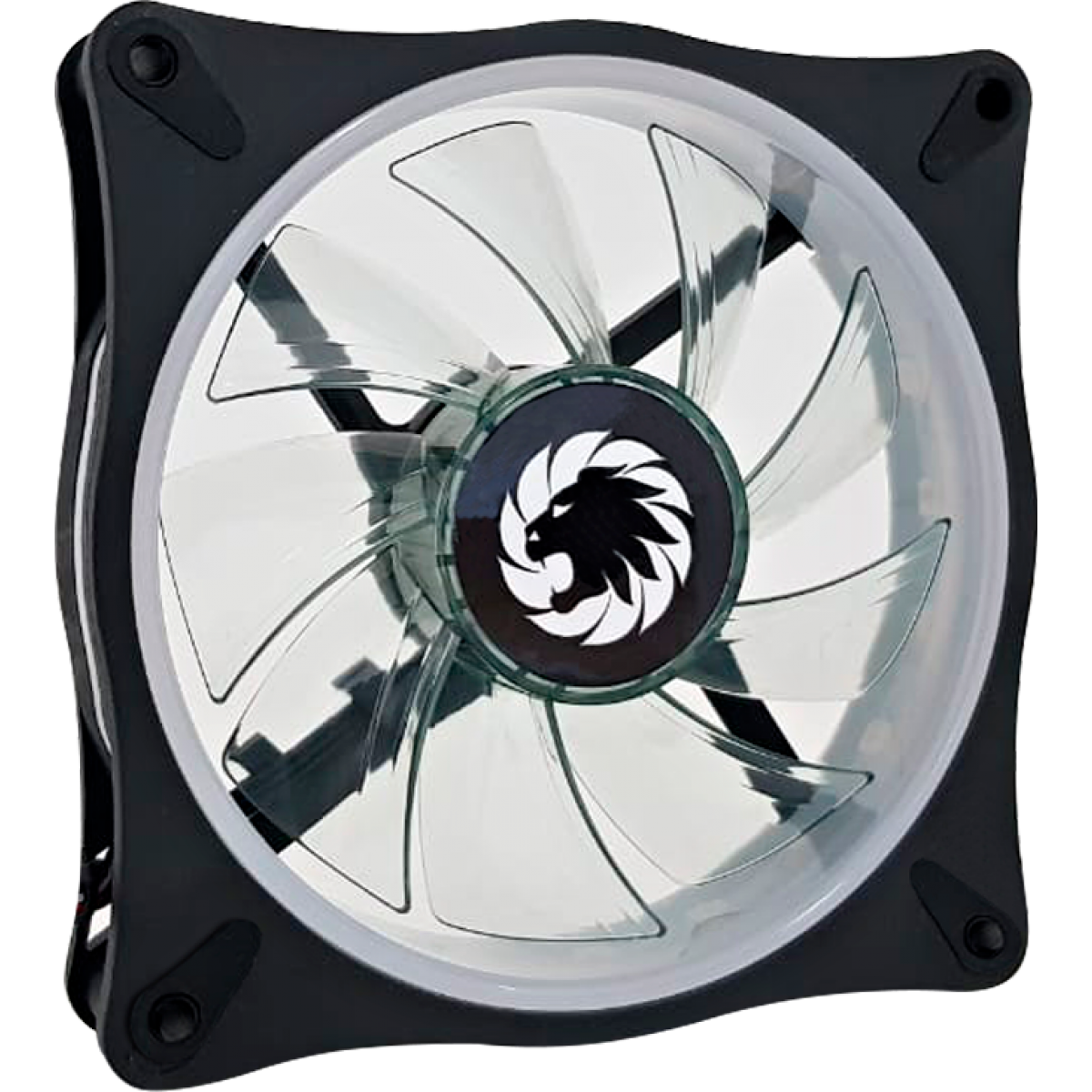 Cooler Para Gabinete Gamemax GMX, ARGB 120mm, GMX-12RAINBOW-D