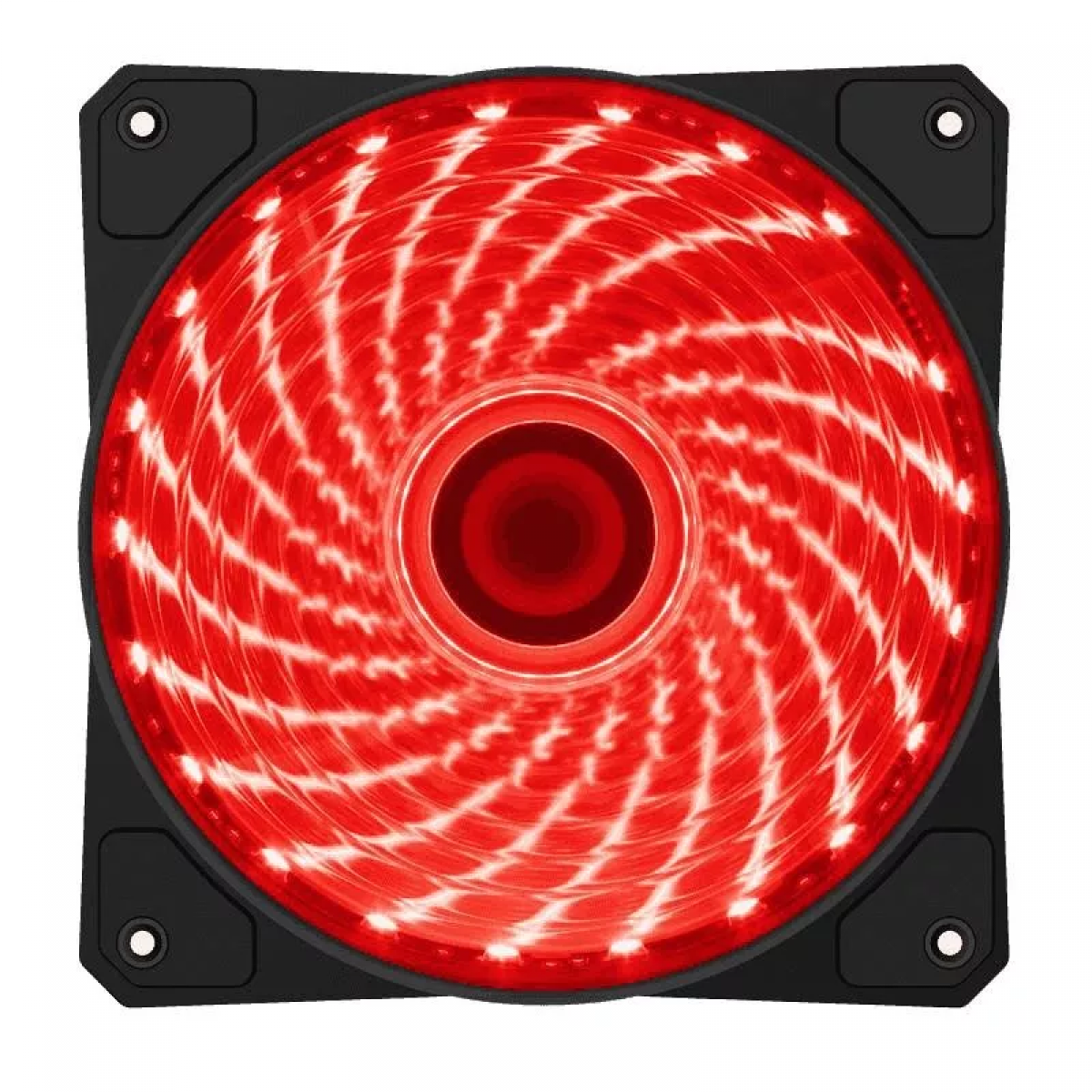 Cooler para Gabinete Gamemax RGB FORCE, RGB , 120mm, GMX-12RGB