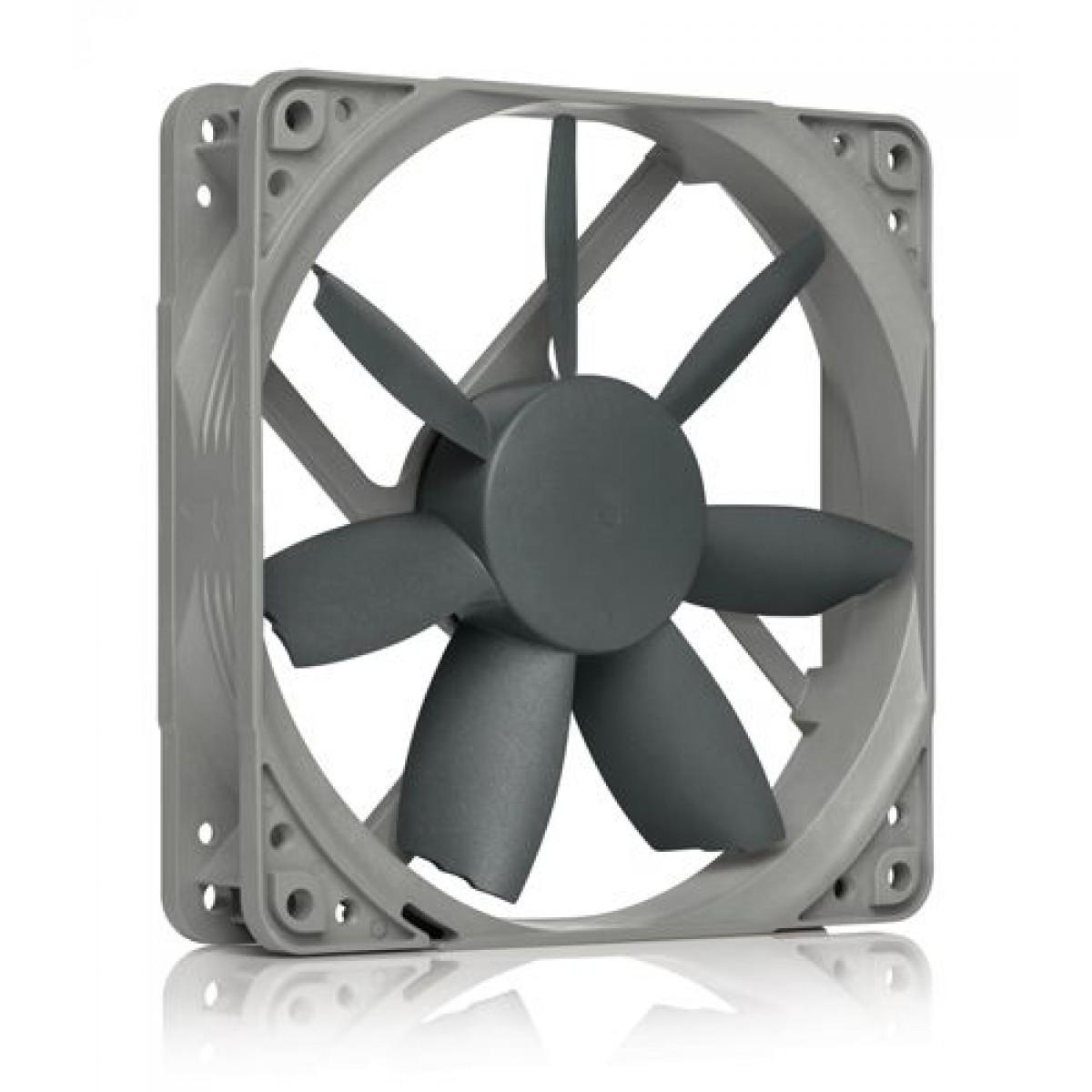 Cooler para Gabinete Noctua NF-S12B redux-1200, Gray, 120mm, NF-S12B redux-1200