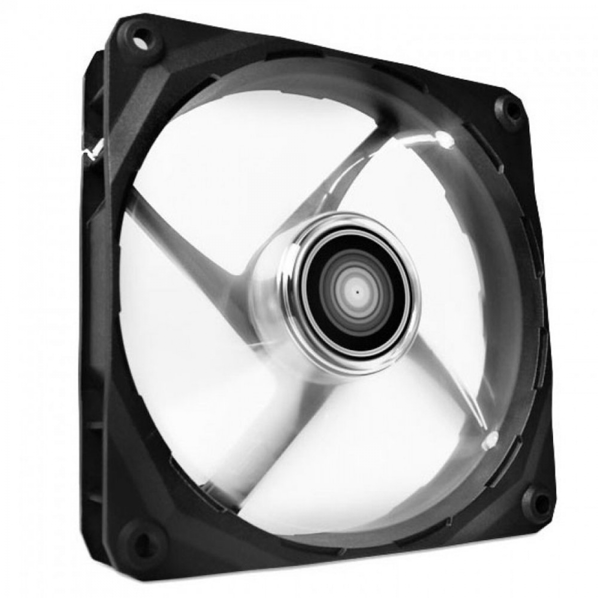 Cooler para Gabinete NZXT FZ120 RF-FZ120-W1 Led Branco 120mm