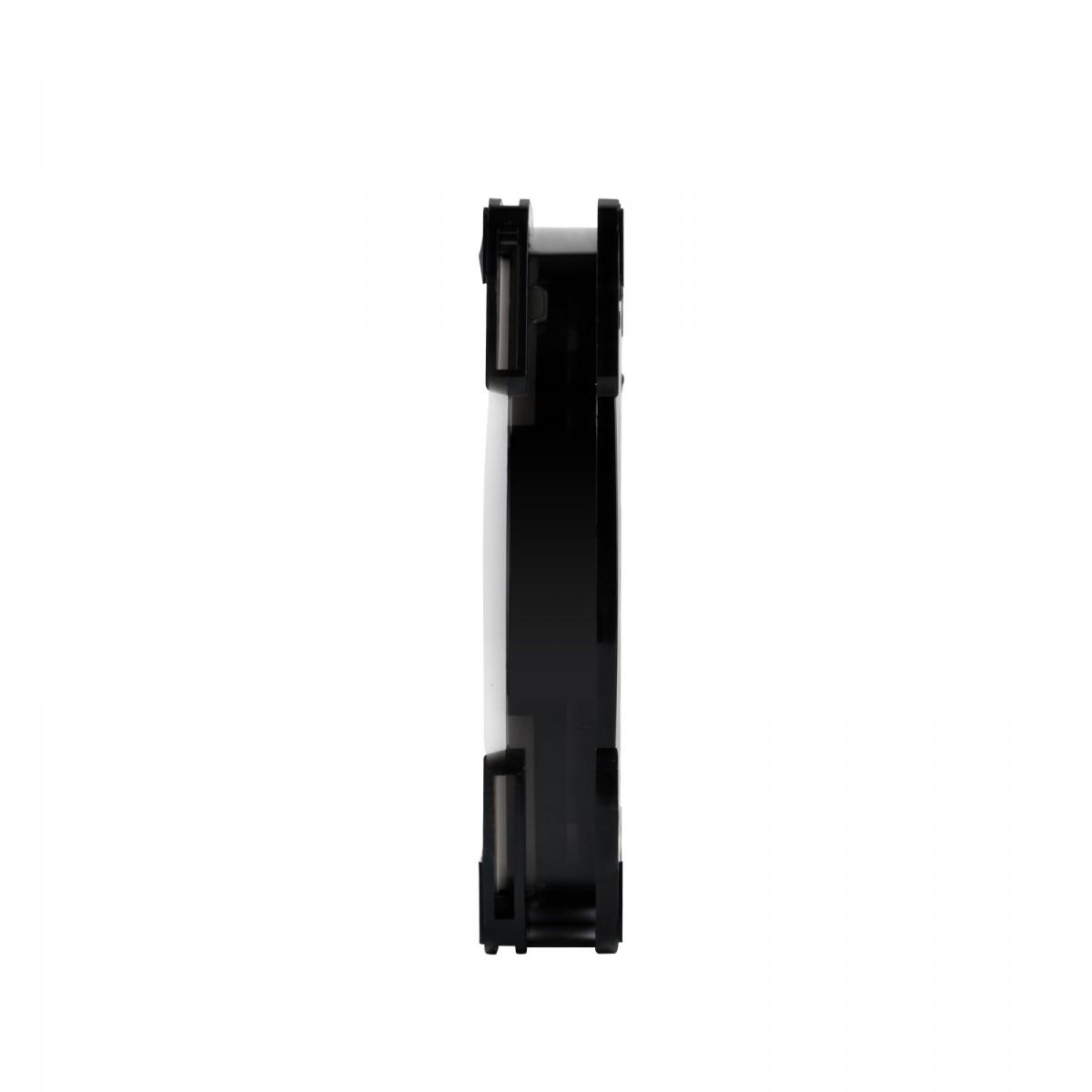 Cooler para Gabinete SilverStone AP124-ARGB, 120mm, SST-AP124-ARGB