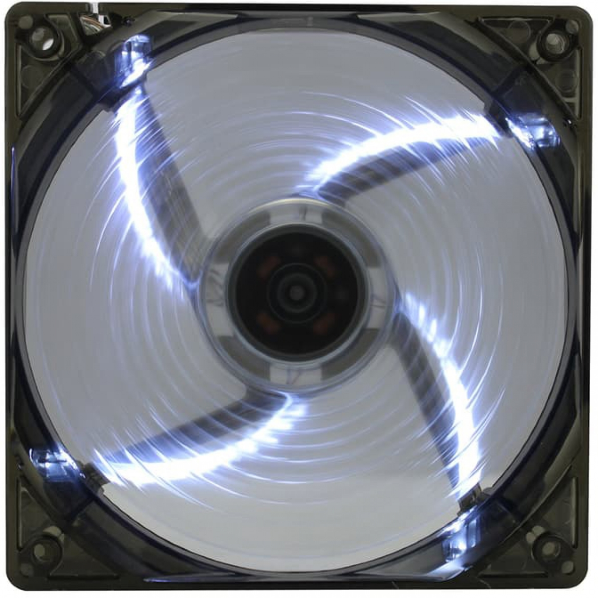 Cooler para Ganinete Gamemax WindForce White 120mm, GMX-WF12W