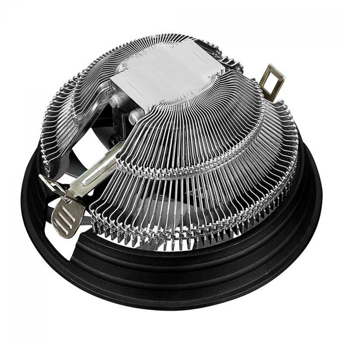 Cooler para Processador Aerocool Air Frost Plus, FRGB, 120mm, Intel-AMD