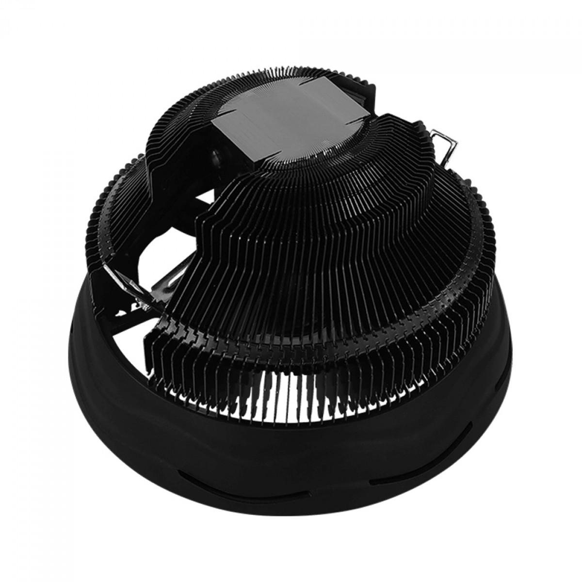 Cooler para Processador Aerocool Core Plus, ARGB, 120mm, Intel-AMD