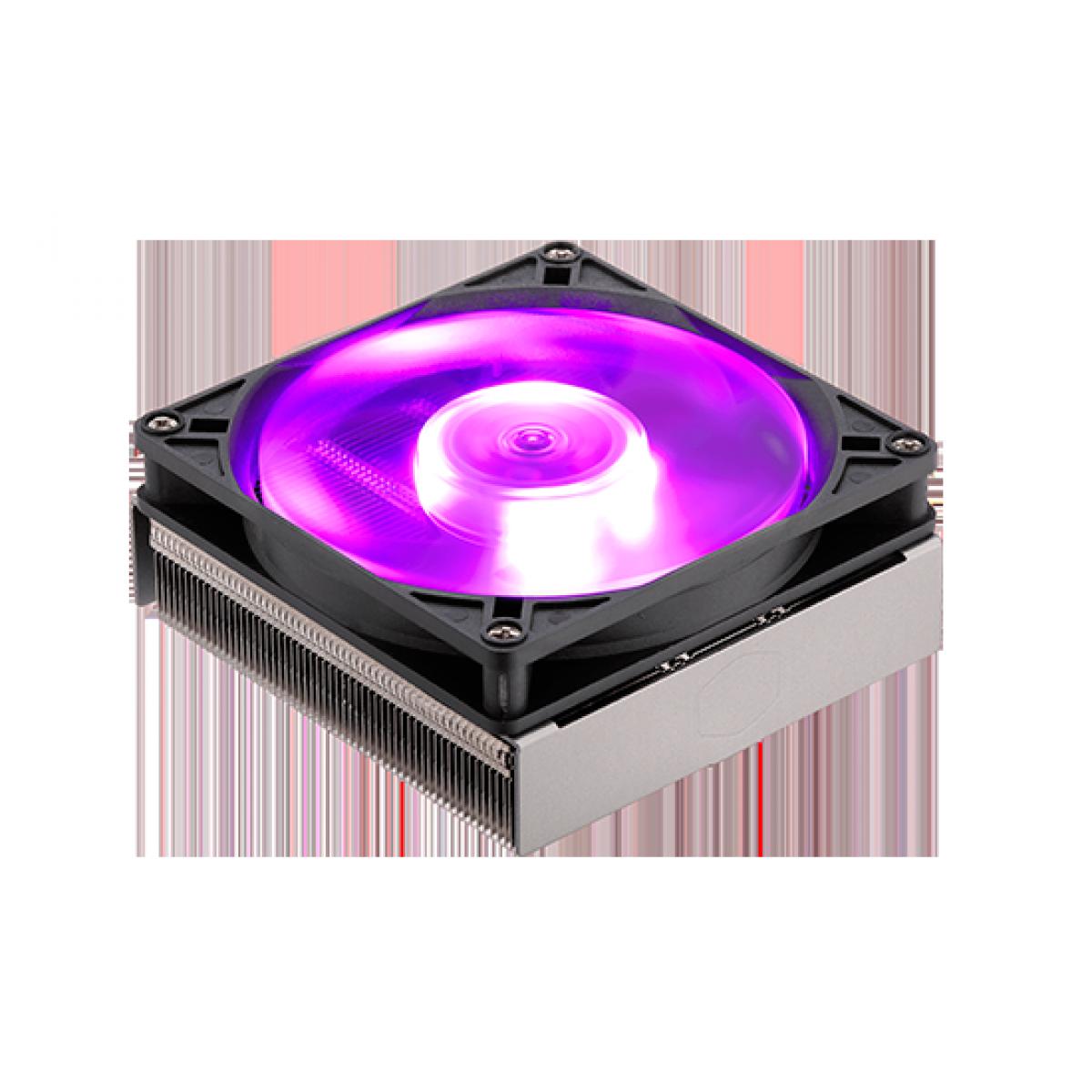 Cooler para Processador Cooler Master G200P (Com Controlador), 92mm, MAP-G2PN-126PC-R1