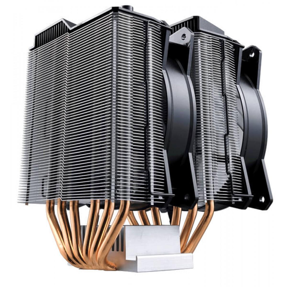 Cooler para Processador Cooler Master Masterair MA620P RGB 120mm, Intel-AMD, MAP-D6PN-218PC-R1