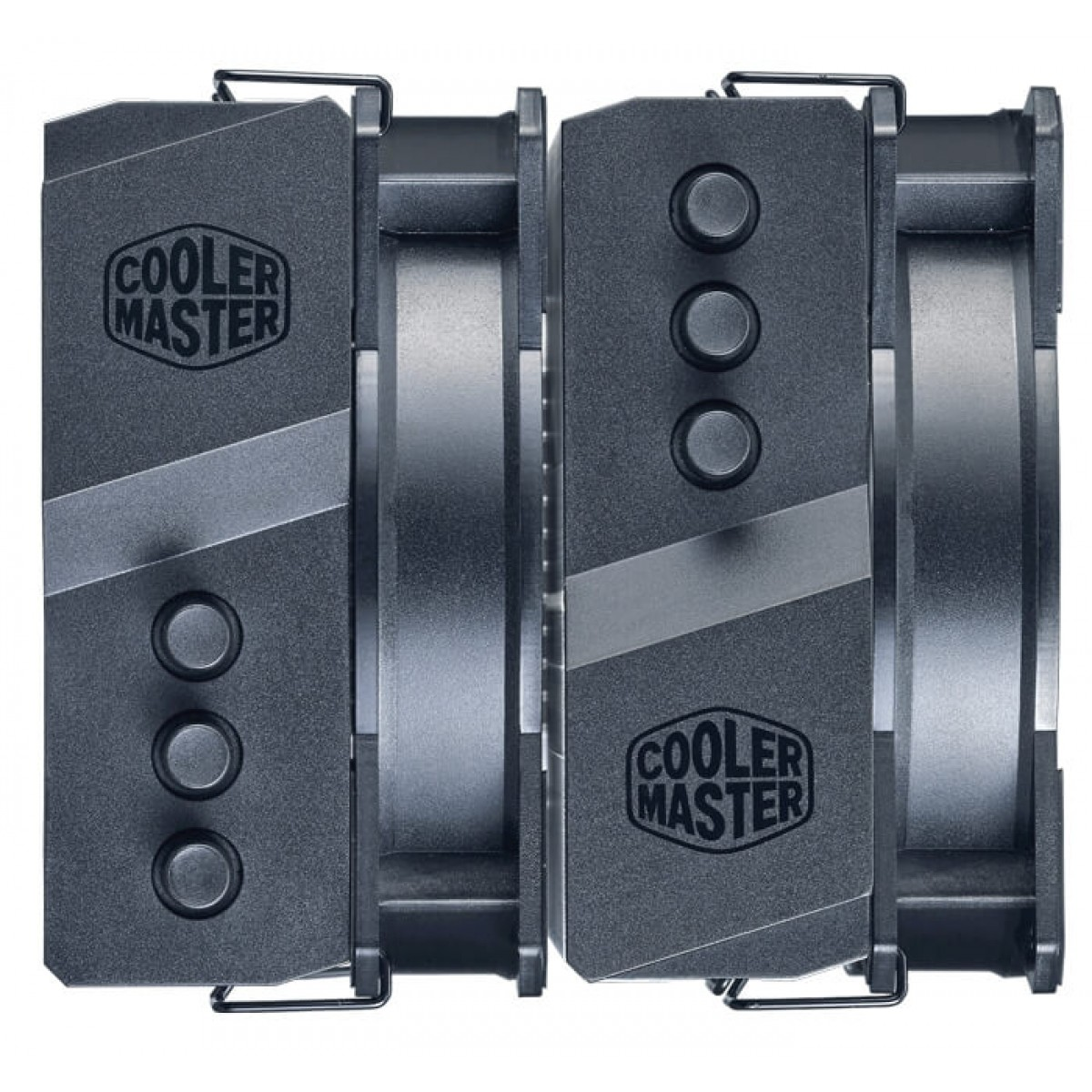 Cooler para Processador Cooler Master Masterair MA620P RGB 120mm, Intel-AMD, MAP-D6PN-218PC-R1
