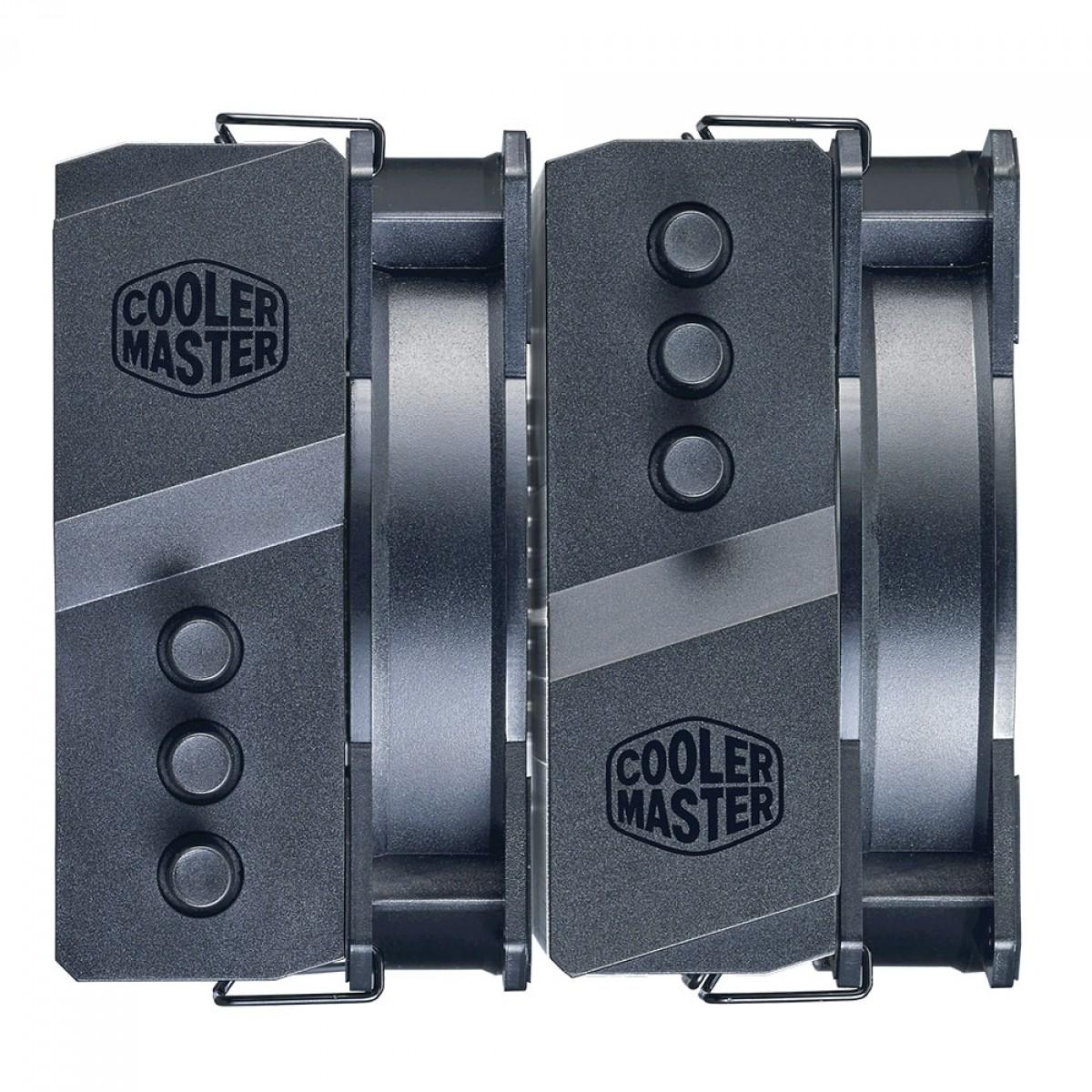 Cooler para Processador Cooler Master MasterAir MA621P TR4 Edition, RGB, 120mm, AMD, MAP-D6PN-218PC-R2