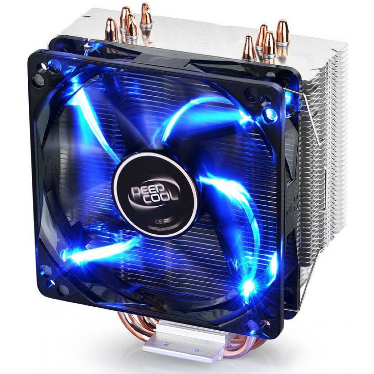 Cooler para Processador DeepCool Gammaxx 400, LED Blue 120mm, Intel-AMD, DP-MCH4-GMX400P-BL