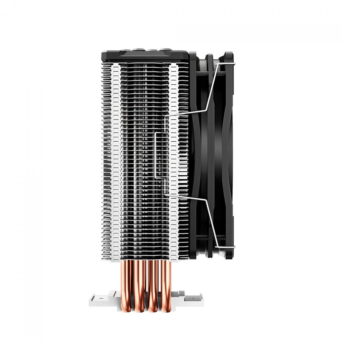Cooler para Processador DeepCool Gammaxx 400 XT, Rainbow, 120mm, Intel-AMD, DP-MCH4-GMX400-XT