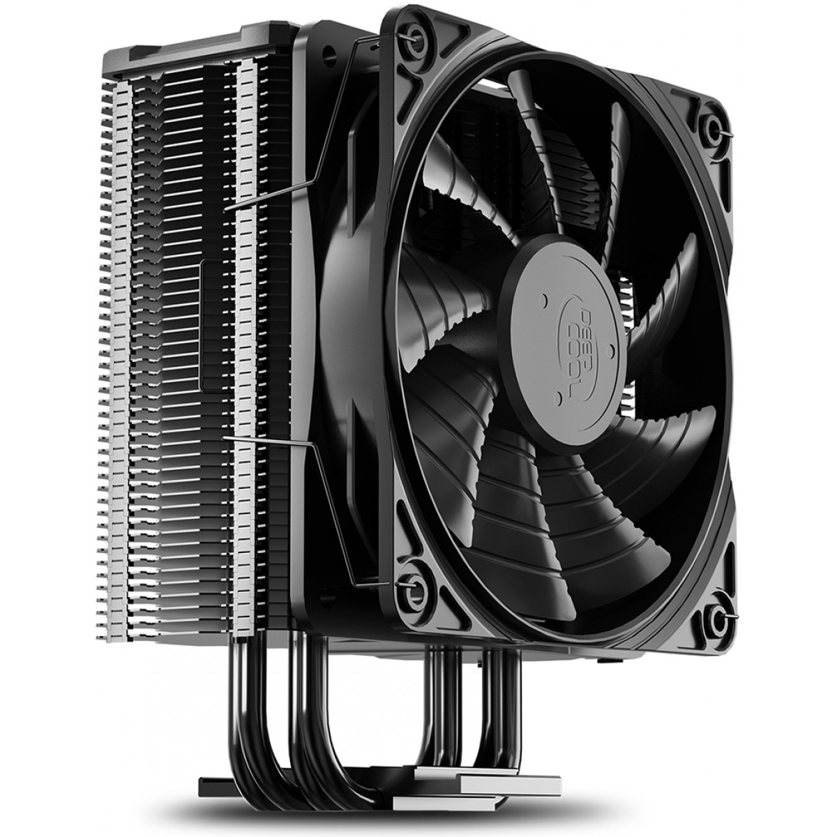 Cooler para Processador DeepCool Gammaxx GTE V2, 120mm, Intel-AMD, Black, DP-MCH4-GMX-GTE-V2BK
