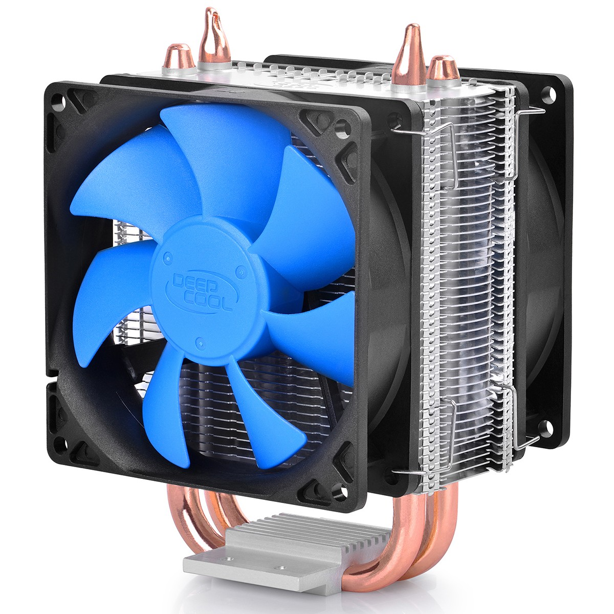 Cooler para Processador DeepCool Ice Blade, Blue 92mm, Intel-AMD, DP-MC8H2-IB200M