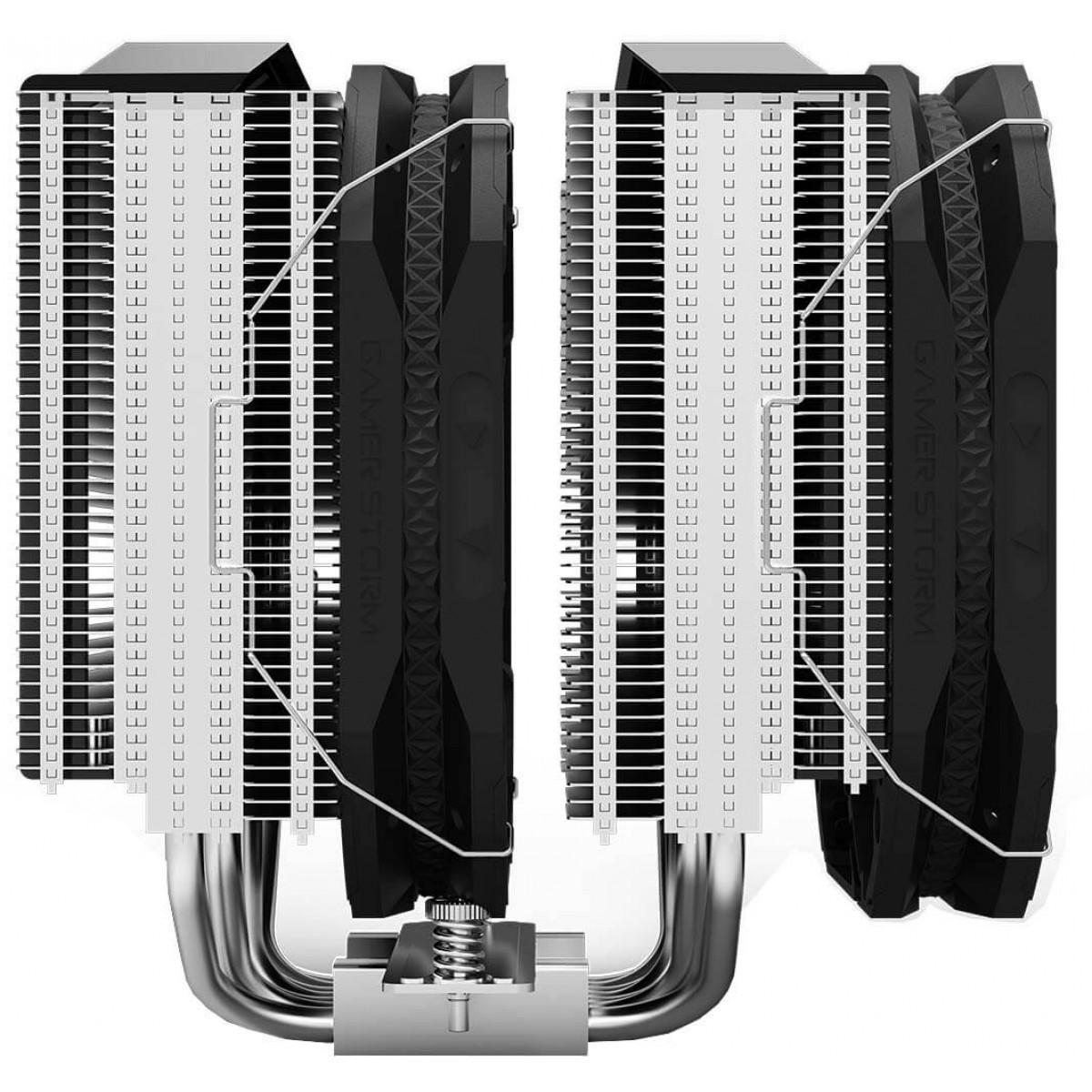 Cooler para Processador Gamer Storm Assassin III 140mm, Intel-AMD, DP-GS-MCH7-ASN-3
