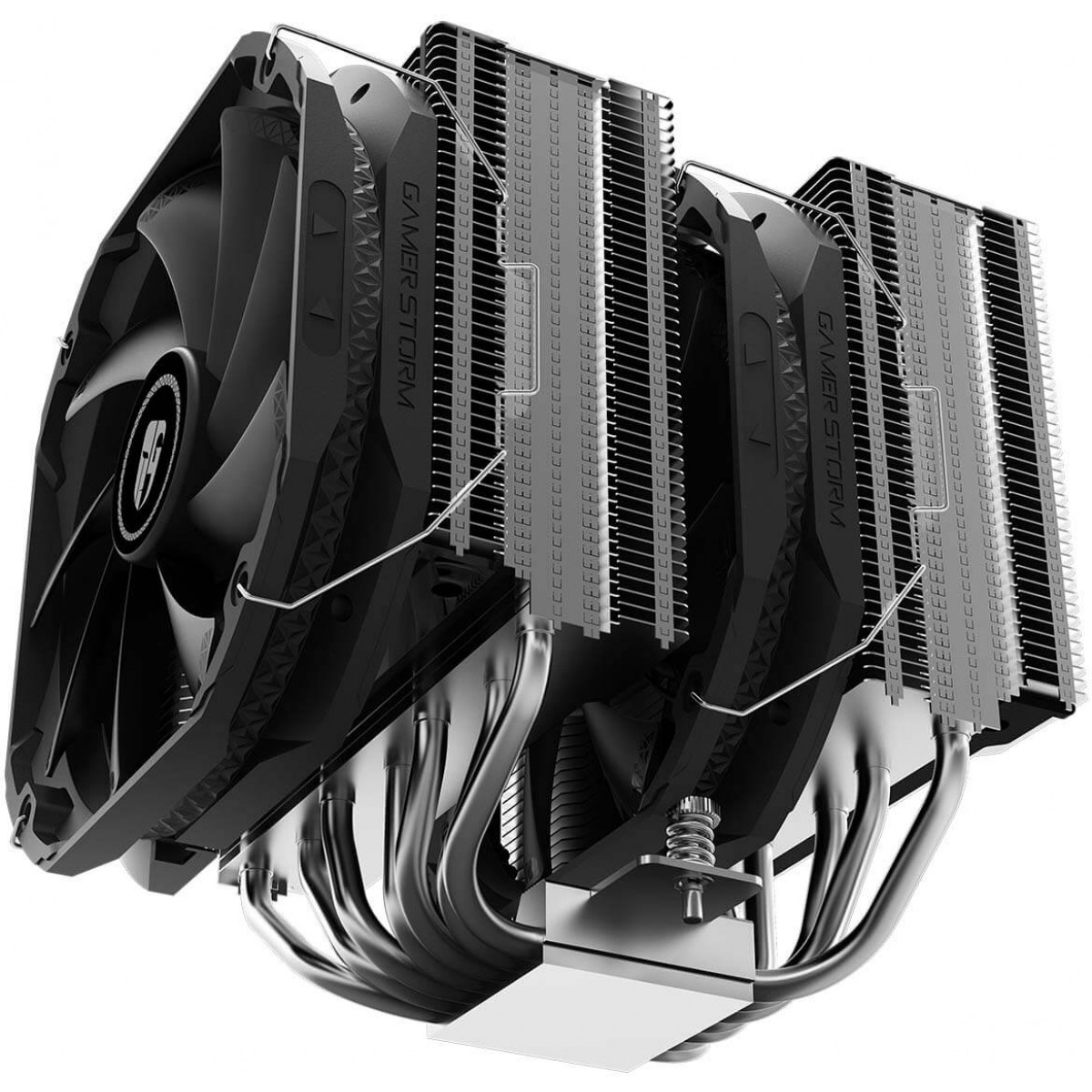 Cooler para Processador Gamer Storm Assassin III 140mm, Intel-AMD, DP-GS-MCH7-ASN-3