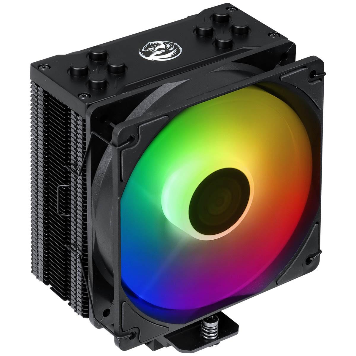 Cooler para Processador PCYES KZ X, ARGB, 120mm, Intel-AMD, PCYACKZX